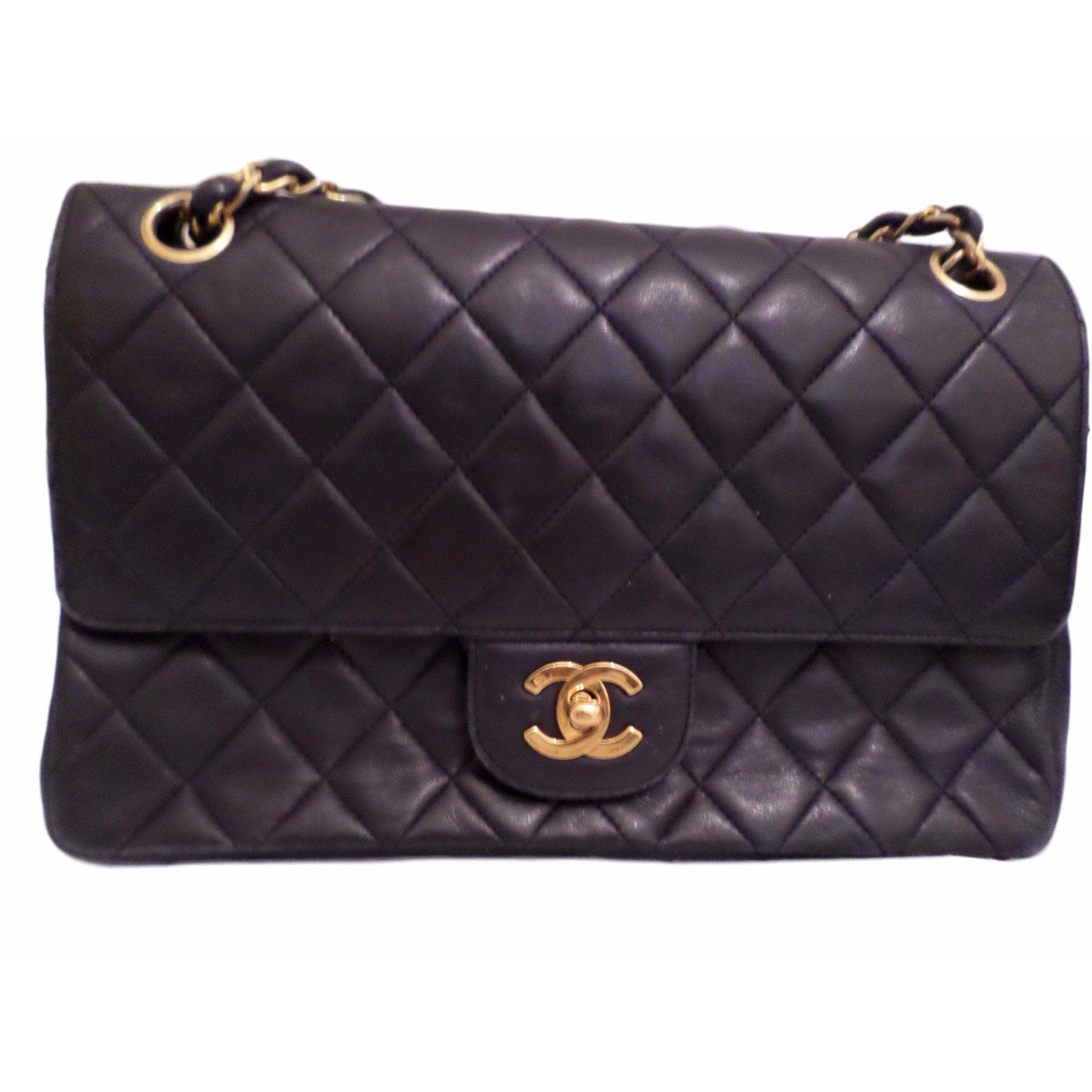 1e1d1e77a310 Chanel Classic Flap Bag Medium Lambskin | Stanford Center for ...