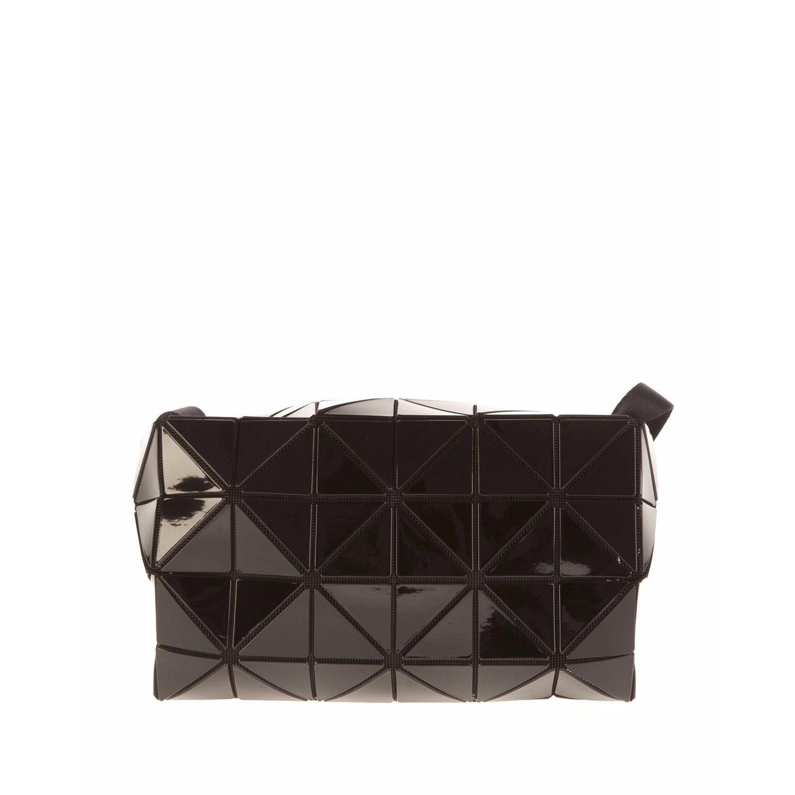 e7f2be4b74 Issey Miyake Baobao issey miyake bag Handbags Polyester Black ref.53738