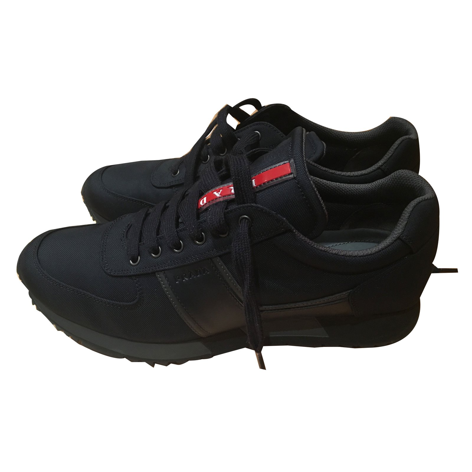 Pre Owned Men Prada Shoes