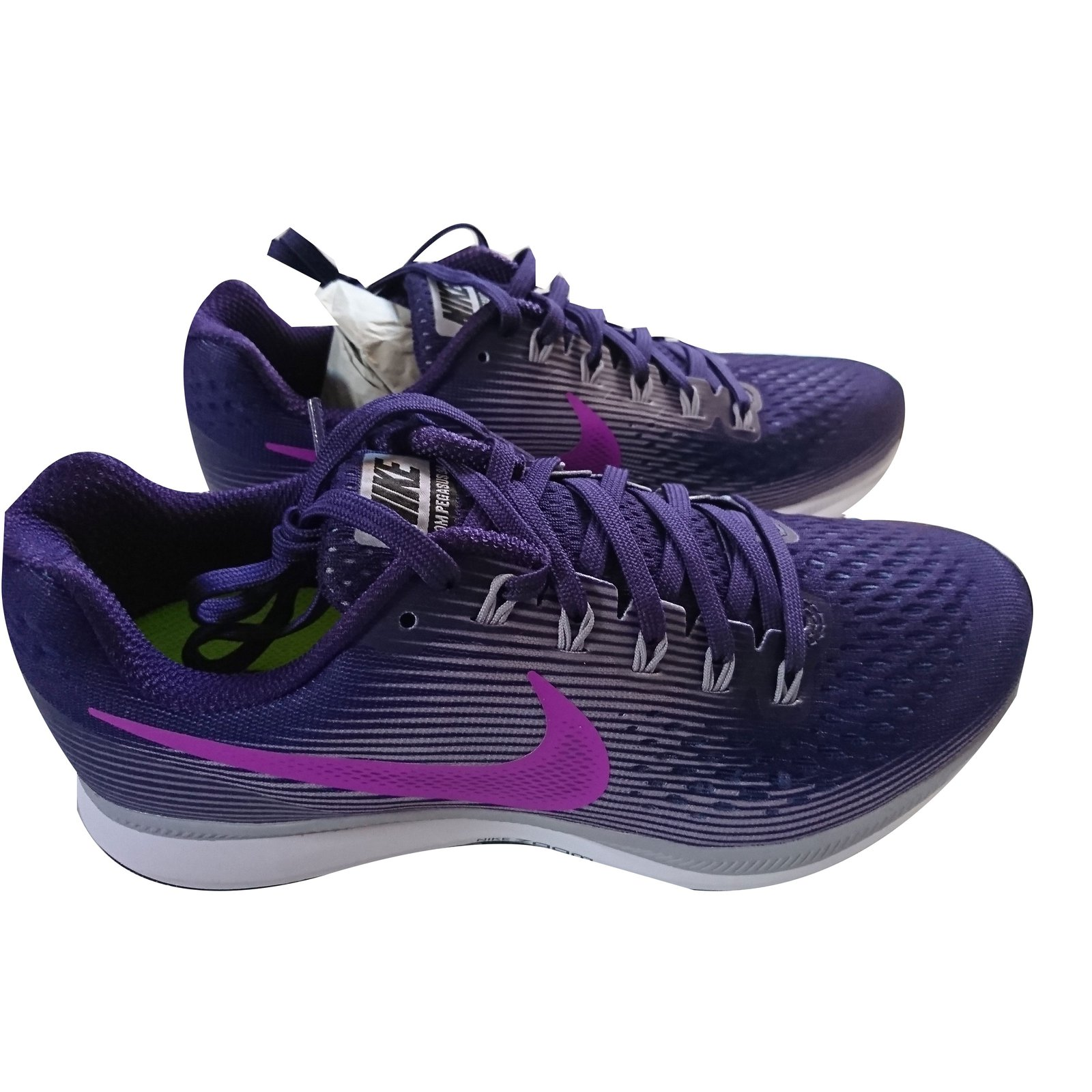 8e42ff594be02 Nike Nike air zoom pegasus 34 Sneakers Other Purple ref.54910 - Joli ...