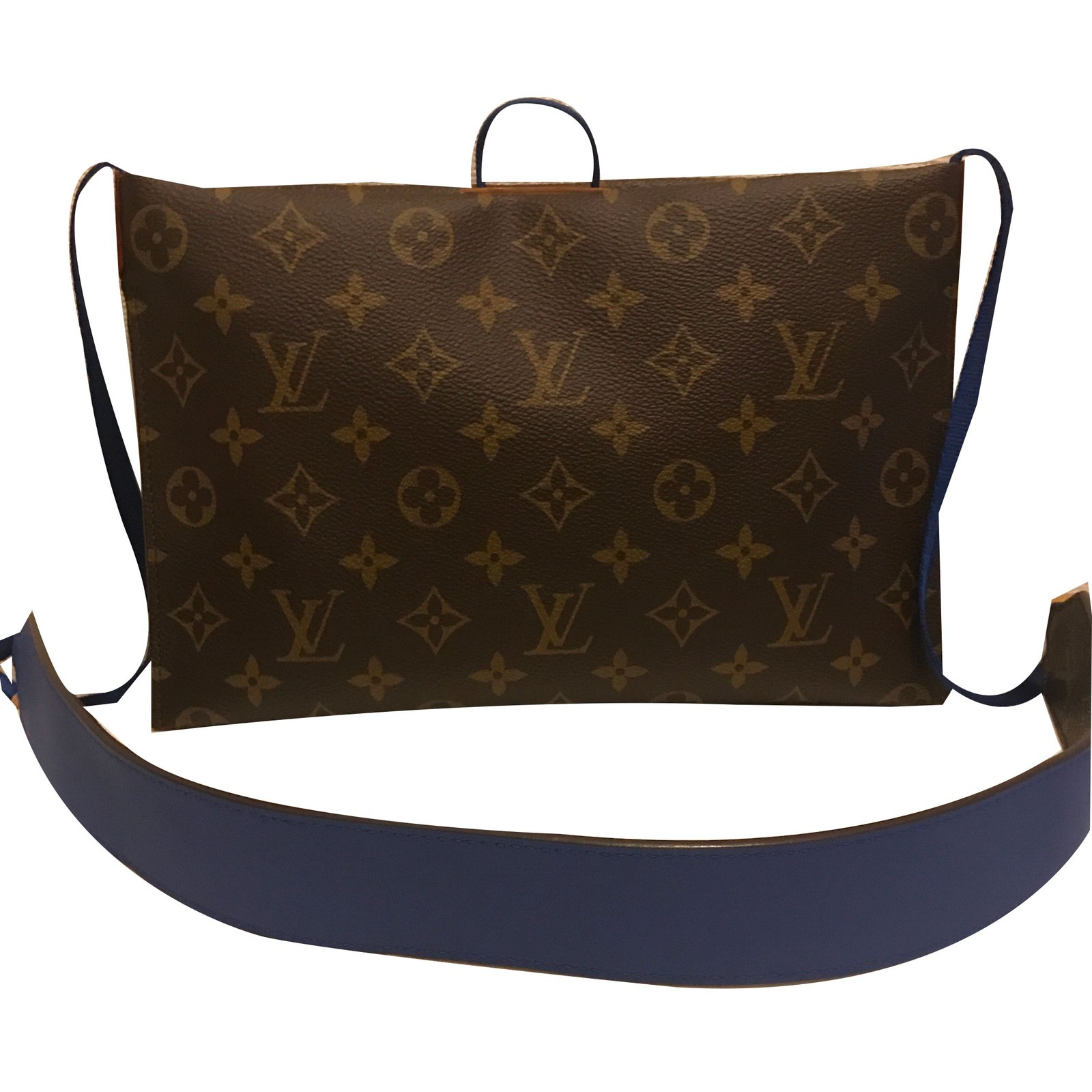 af34f89a541f Louis Vuitton Bags Briefcases Bags Briefcases Leather Multiple colors  ref.55322