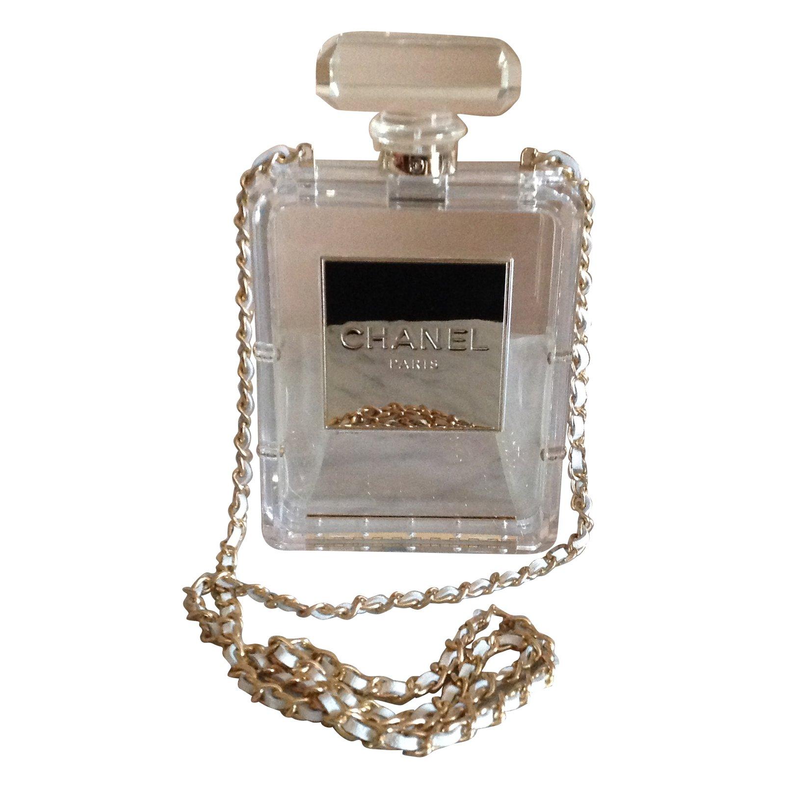 9a24eb397282 Chanel Clutch bag Handbags Other Other ref.55878 - Joli Closet