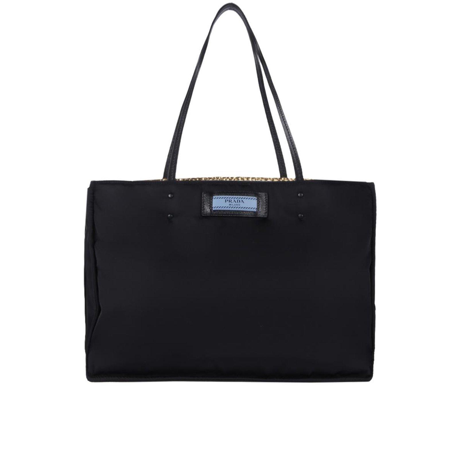 5c617da154c05 Prada Handbags Nylon Tote - HandBags 2018