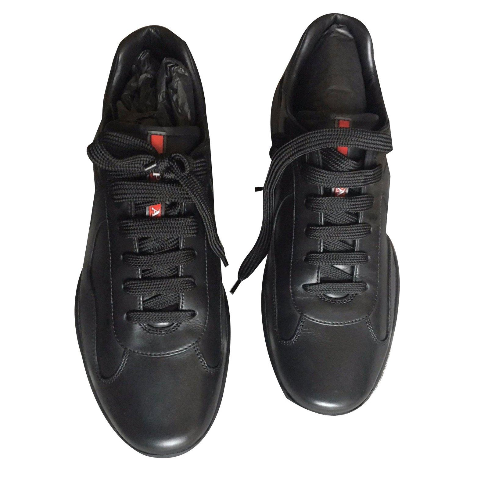 Prada Prada shoes new Sneakers Leather