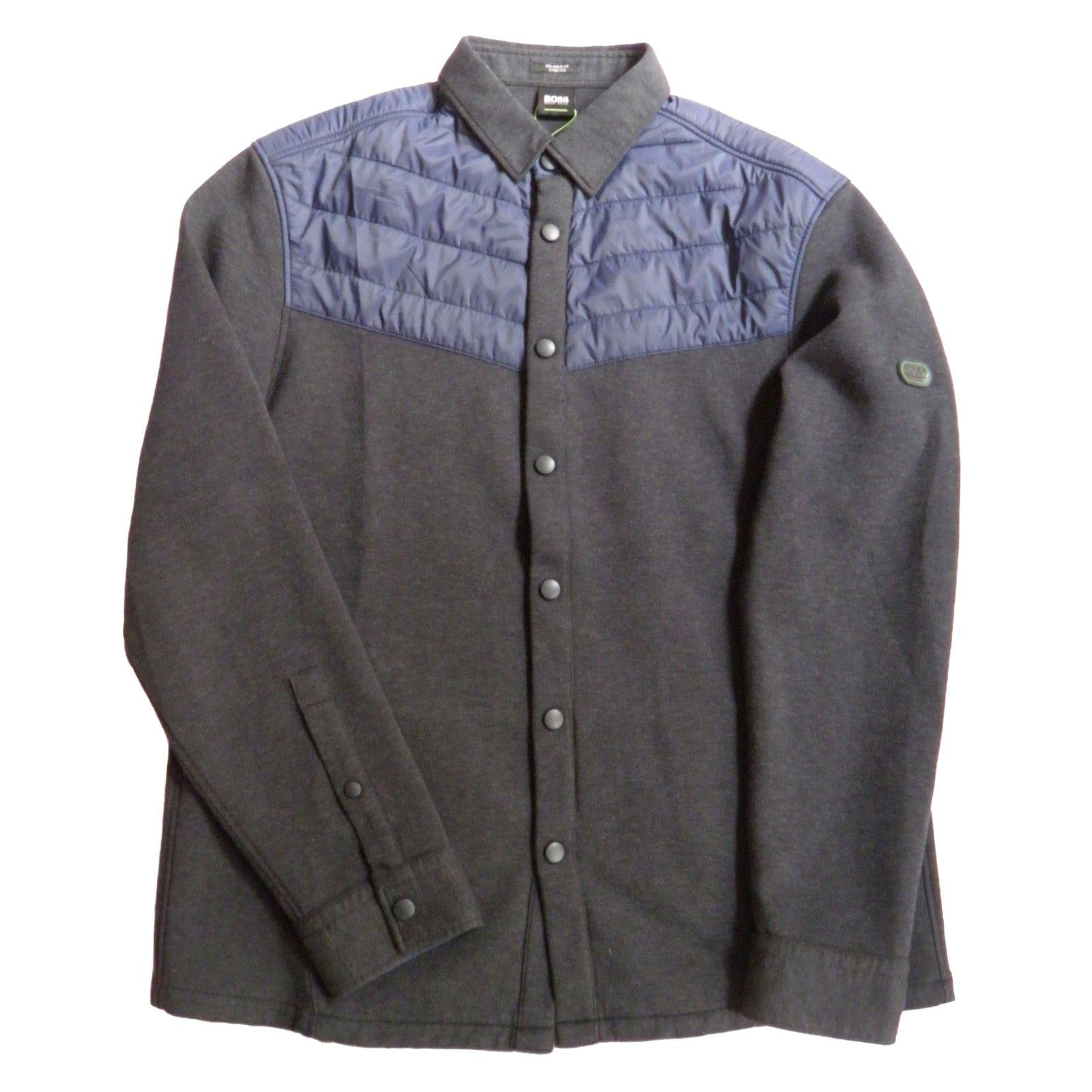 248aef920 Hugo Boss Blazers Jackets Blazers Jackets Other Dark grey ref.57332 ...