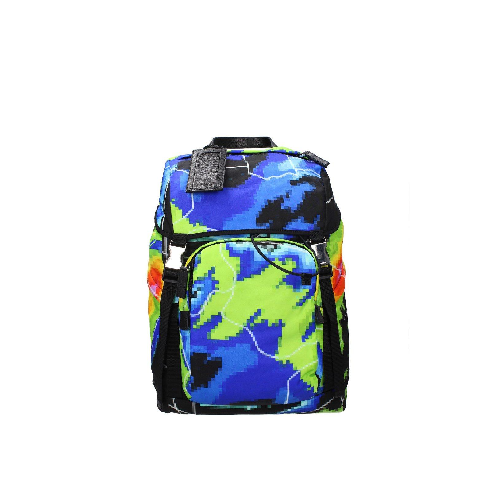 6f891f17aea0 ... coupon for prada prada backpack new backpacks nylon multiple colors  ref.57333 a8a41 d76c5