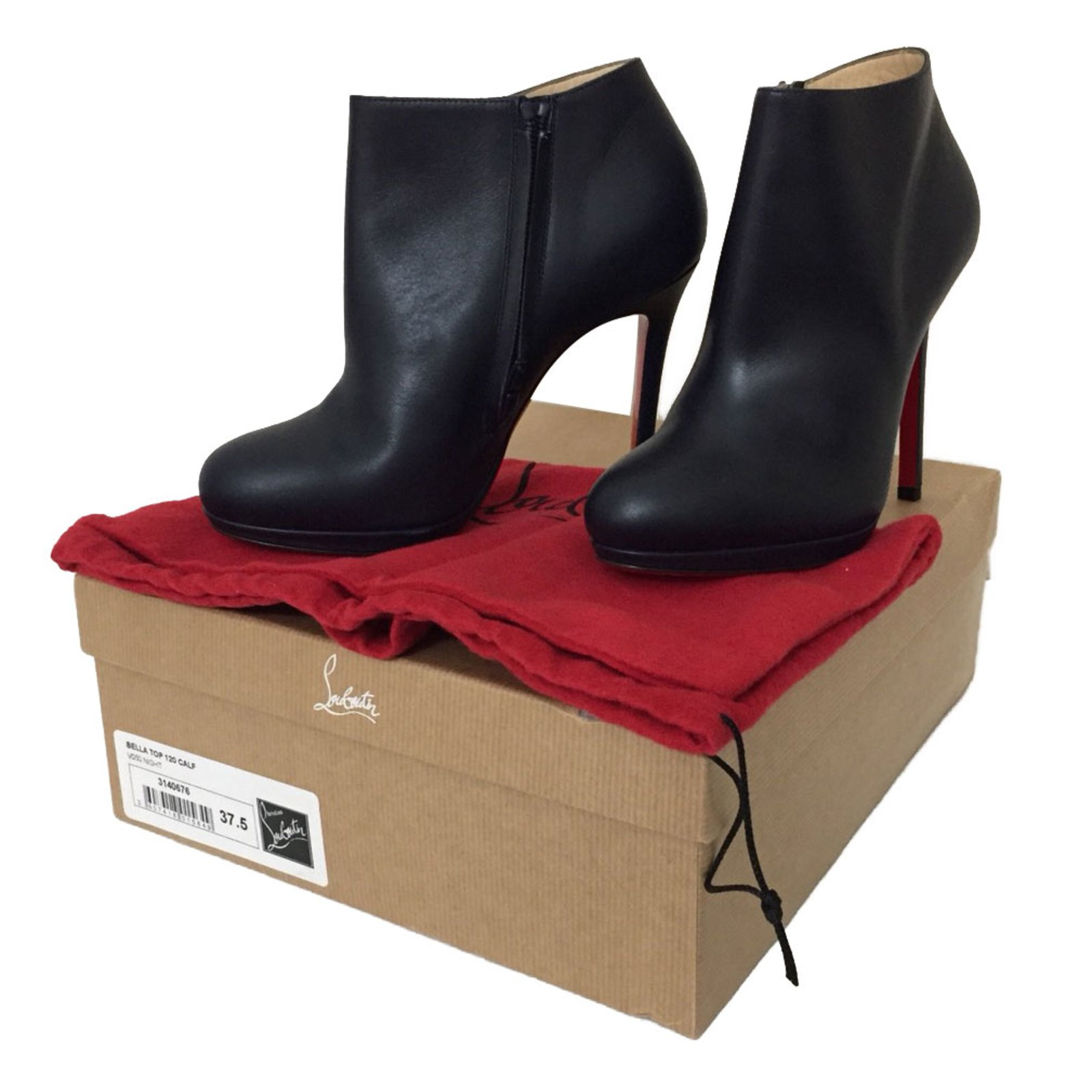 chaussures de séparation 51f9f 5772c Bottines Christian louboutin