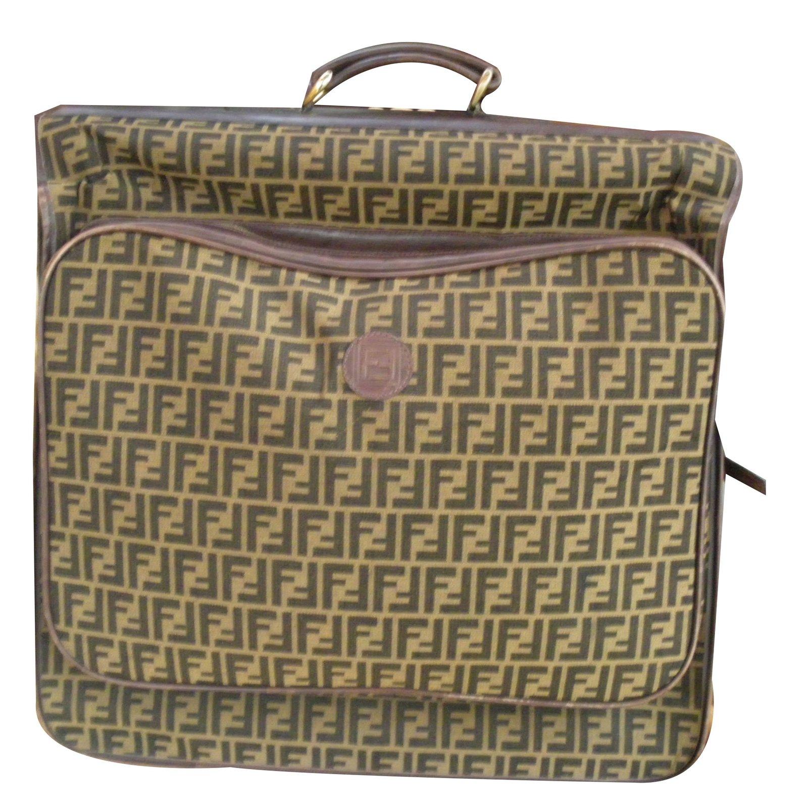 August 2018 Ekta Bags Part 21 Tas Lacoste Zip Basic Special Colours Fendi Travel Bag Cloth Multiple Colors Ref57615