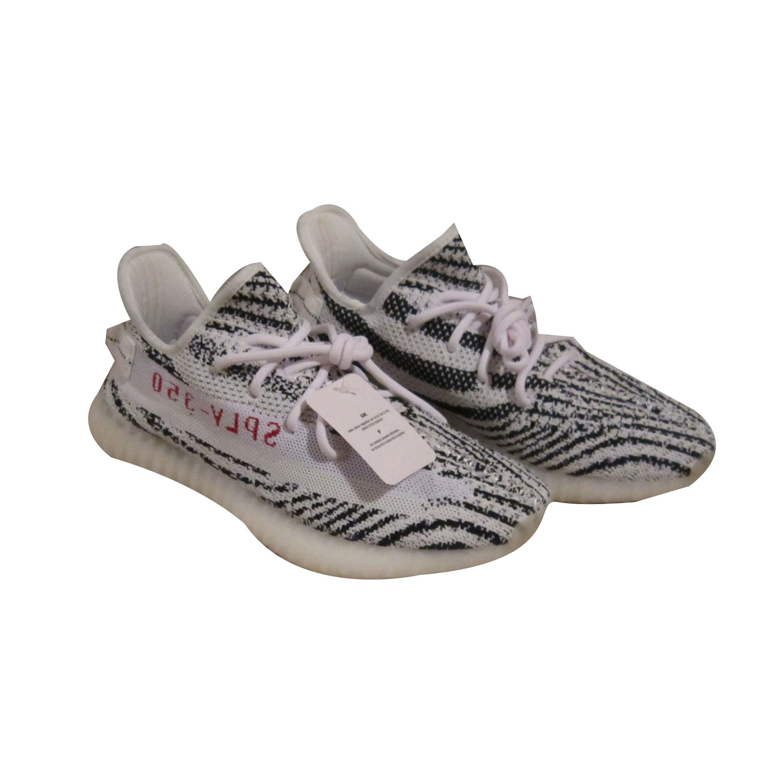 basket adidas yeezy zebra