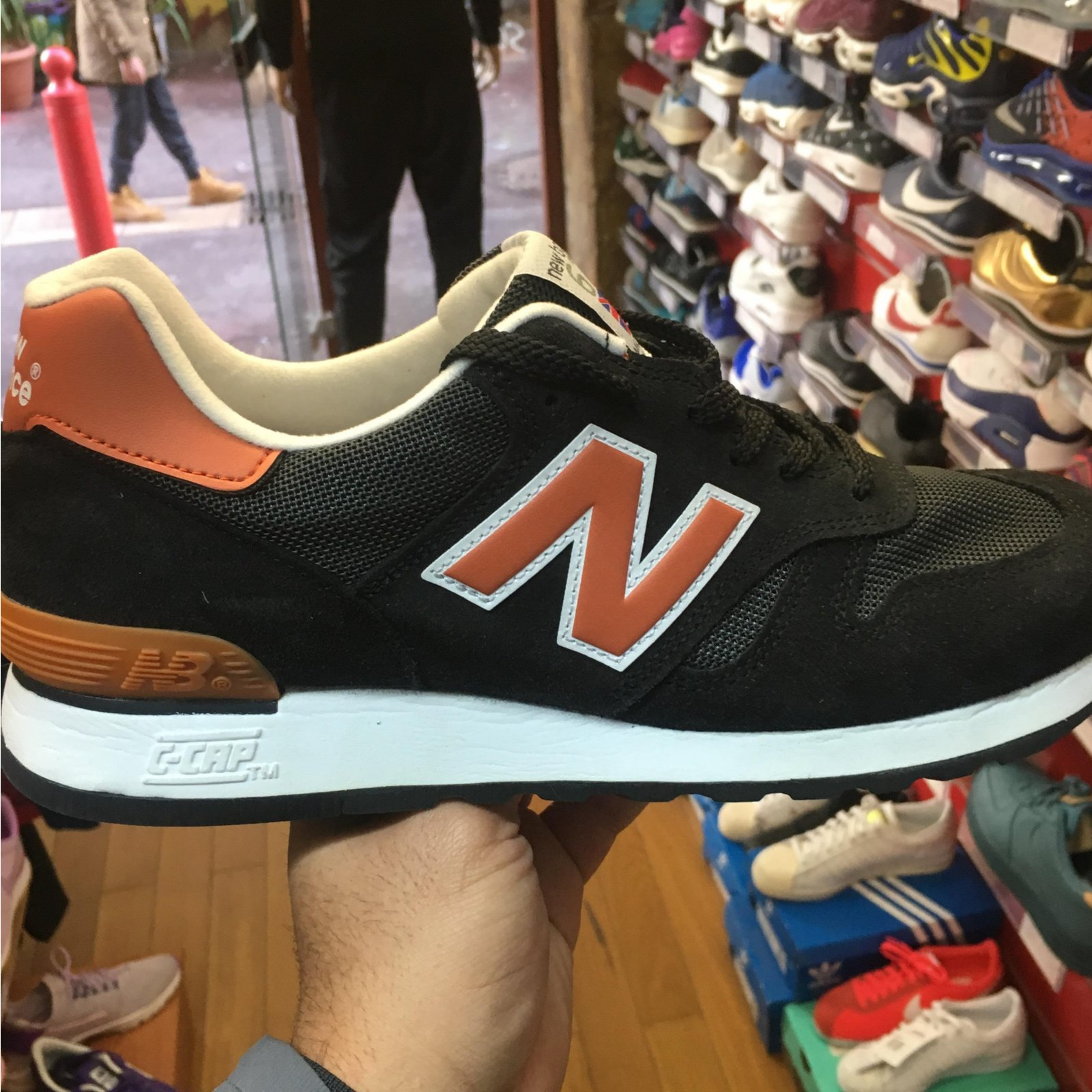 new balance 670 homme