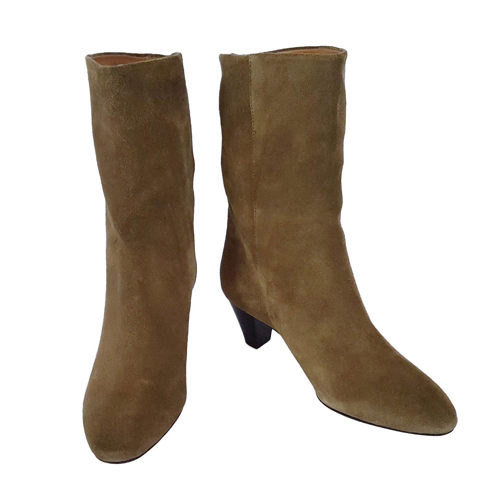 mieux choisir couleur rapide inégale en performance DYNA ankle boots