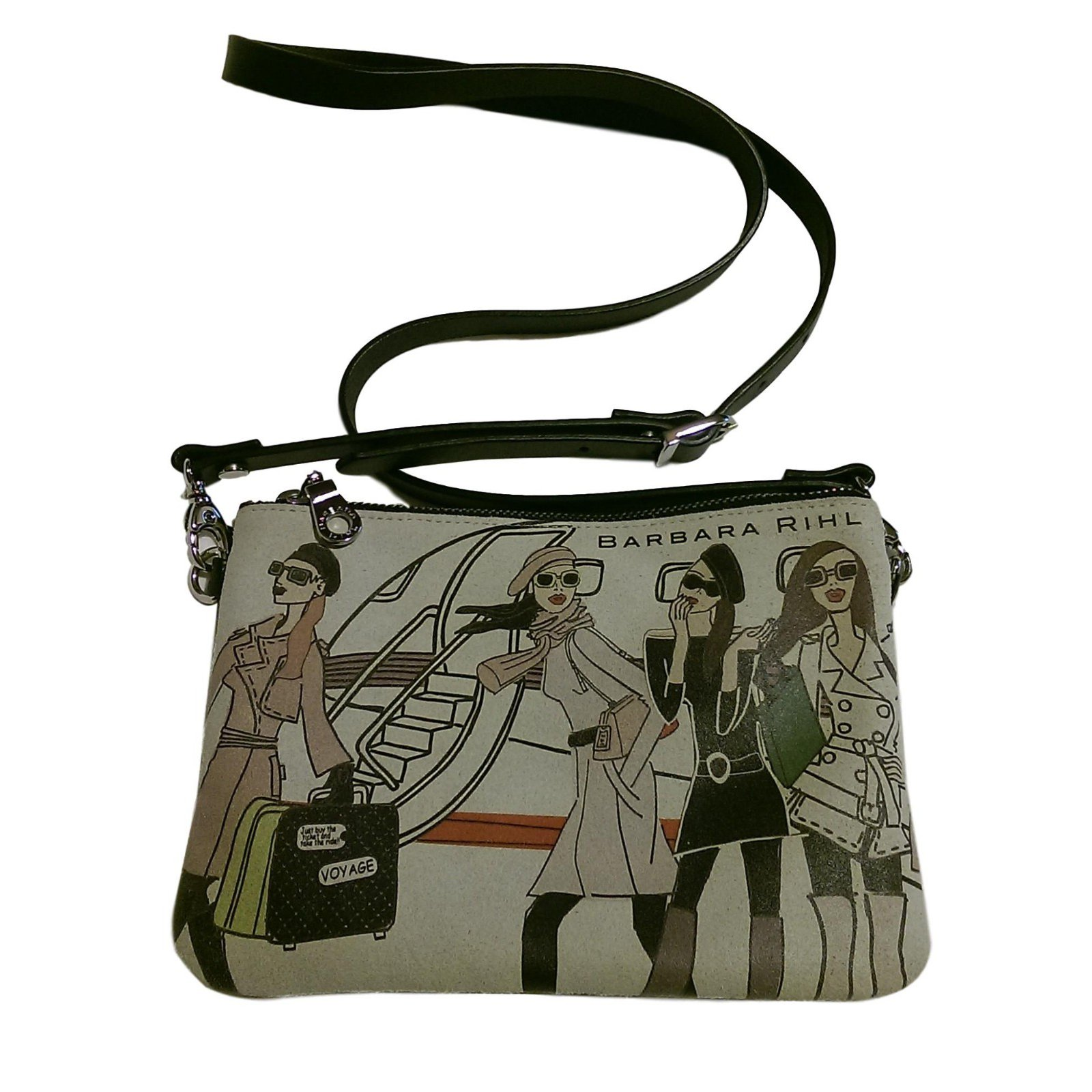Autre Marque Barbara Rihl Handbag Handbags Leather Multiple Colors Ref 62756