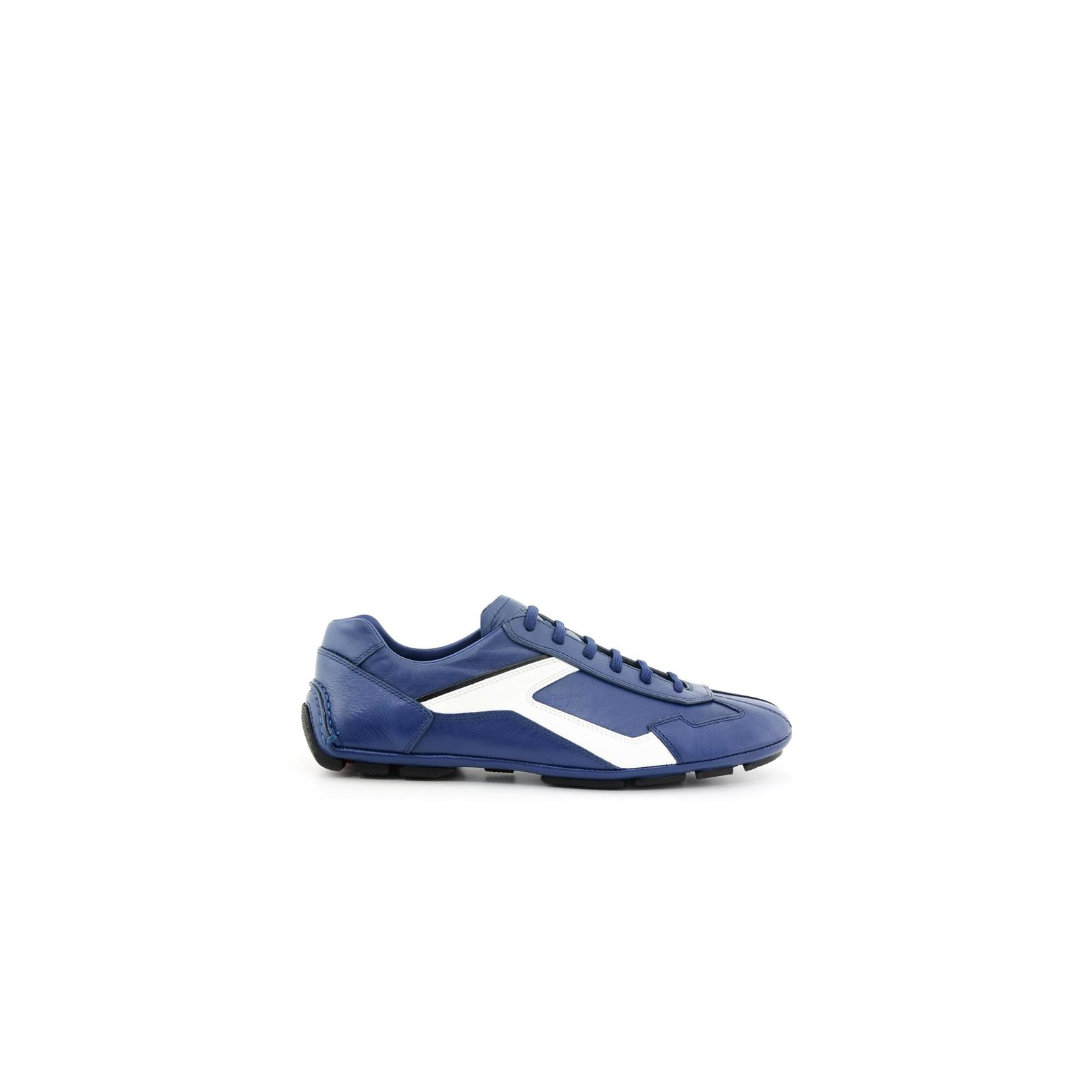 Cuir Joli Homme 63565 Bleu Ref Baskets Prada Closet qxEYga8w