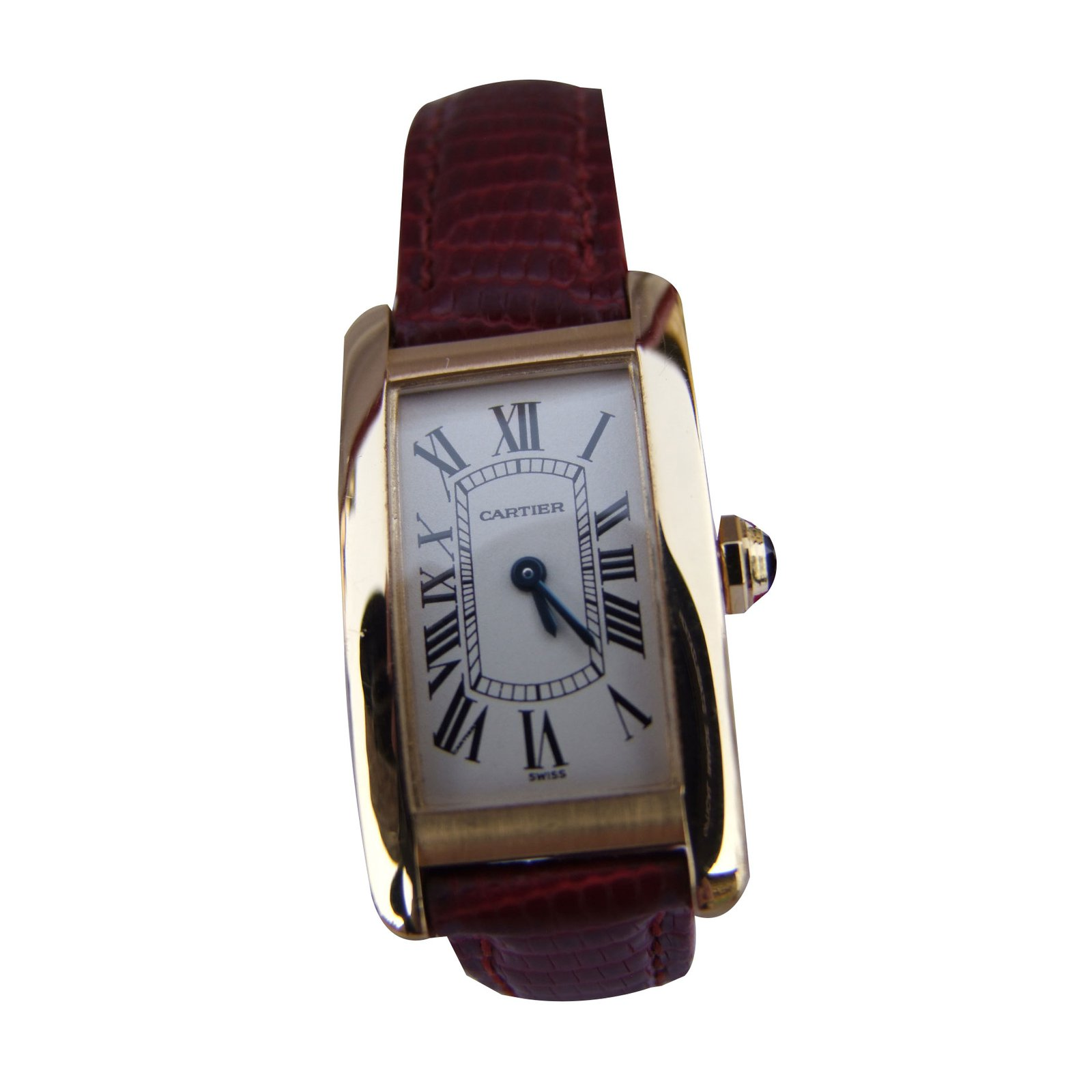 argent tank s couple cartier style watch watches youtube vermeil vintage