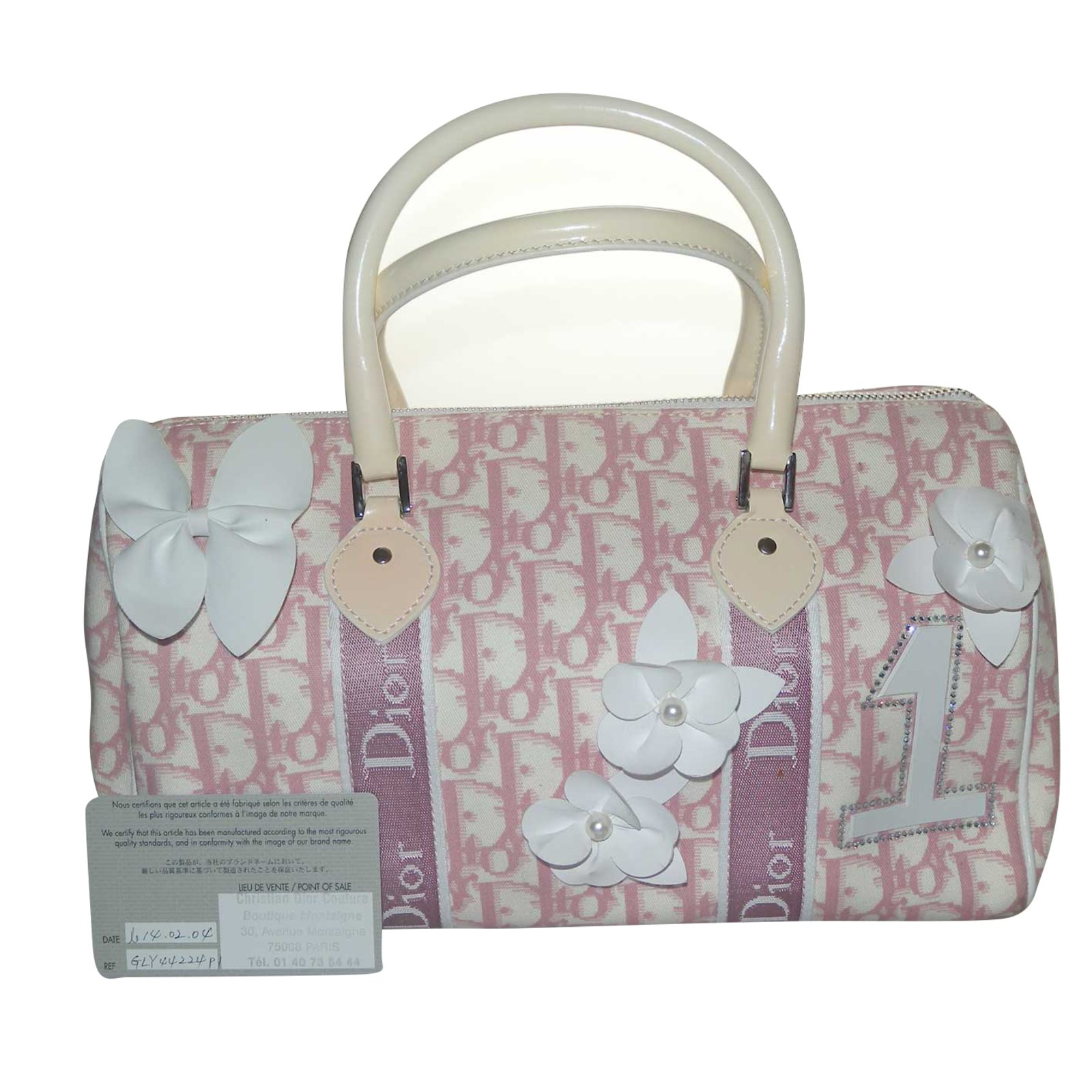 3b918a835cda Christian Dior Handbags Handbags Patent leather