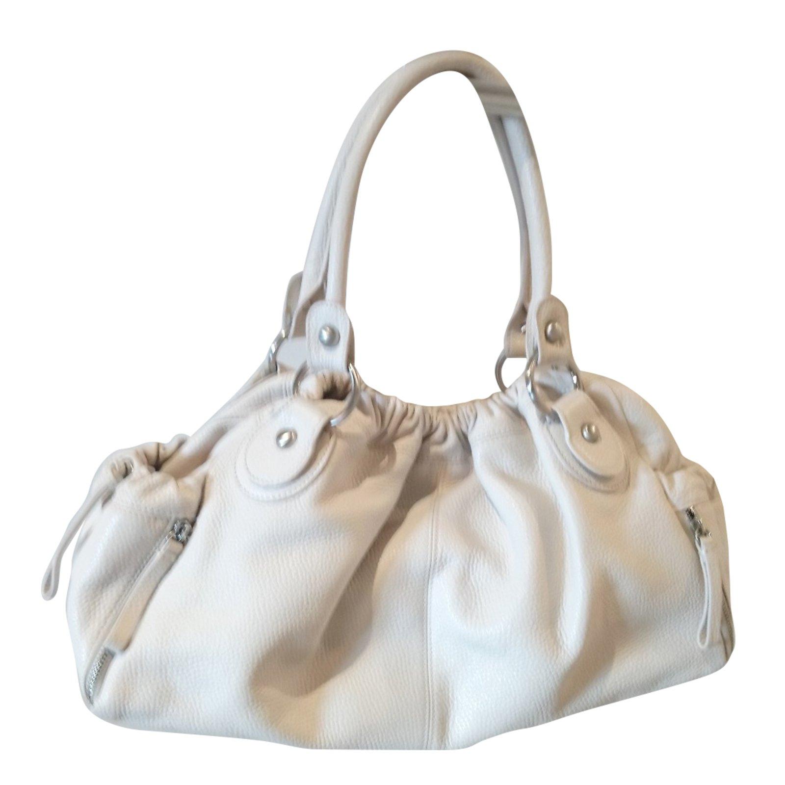 Autre Marque Porsche Handbags Leather Beige ref.64713 - Joli Closet a0bf59280b363