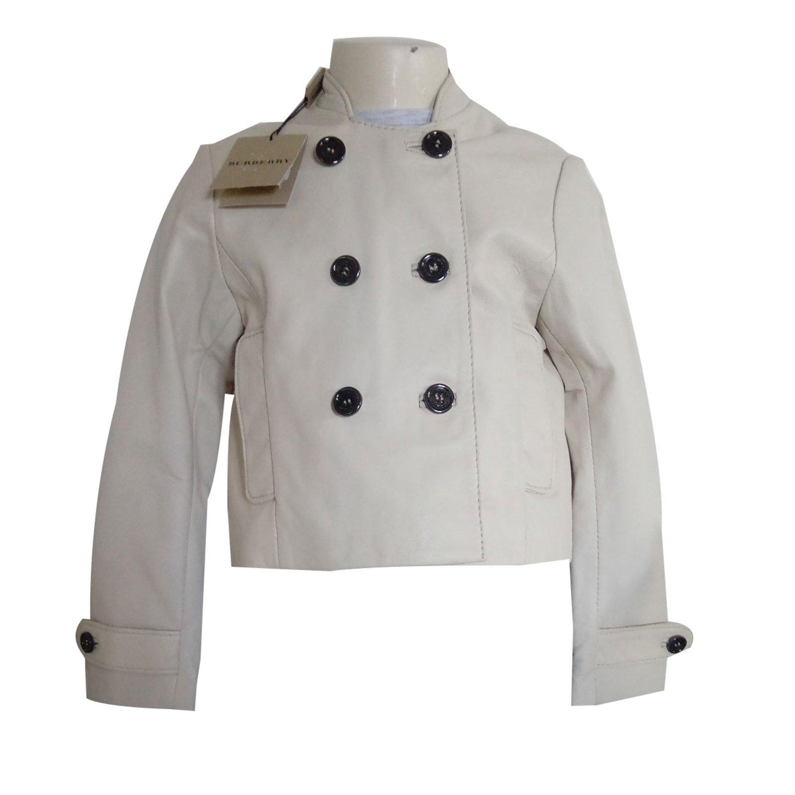Blousons, manteaux filles Burberry sublime
