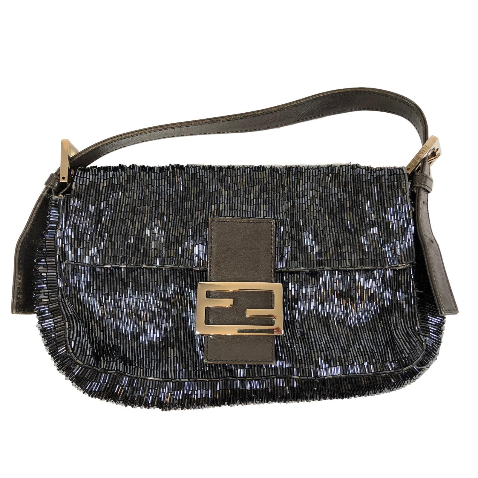 6b6606054ce1 Fendi Baguette Handbags Other Blue ref.66009 - Joli Closet