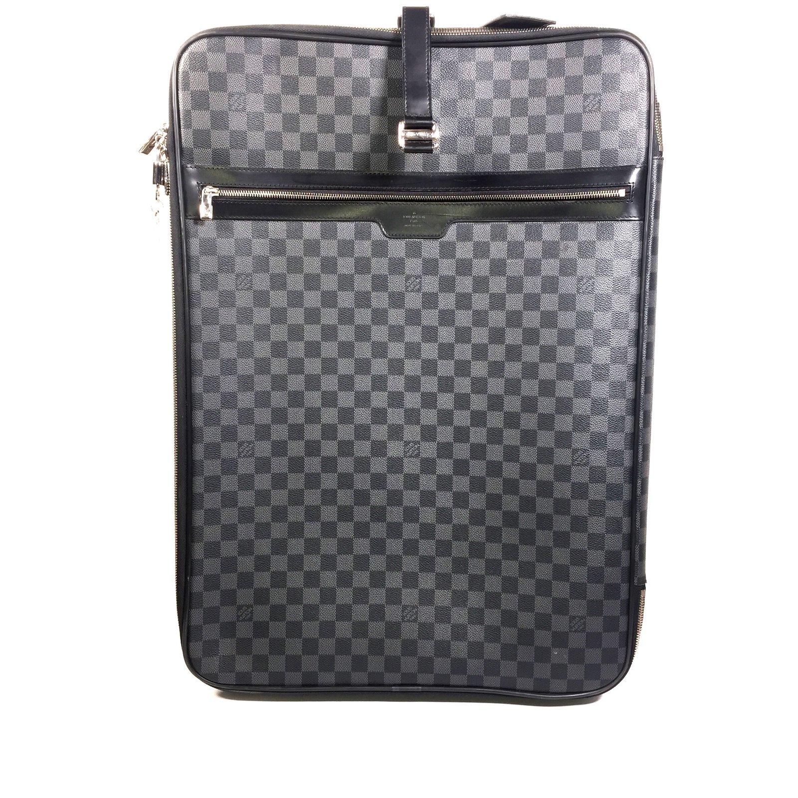 ac444899eaa Sacs de voyage Louis Vuitton Pegase Cuir