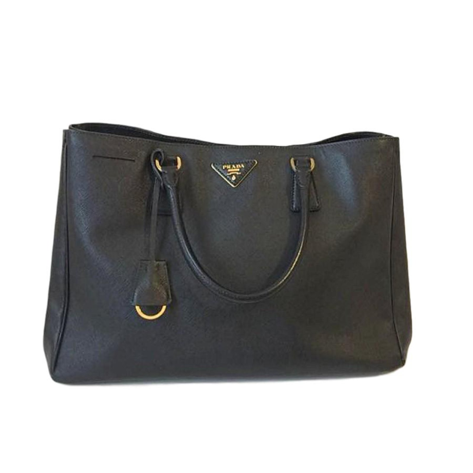 c73229679567 low price prada lux large double zip saffiano leather tote black 65fc7  aedc1  wholesale prada saffiano handbags leather black ref.67344 37d8f 510b8