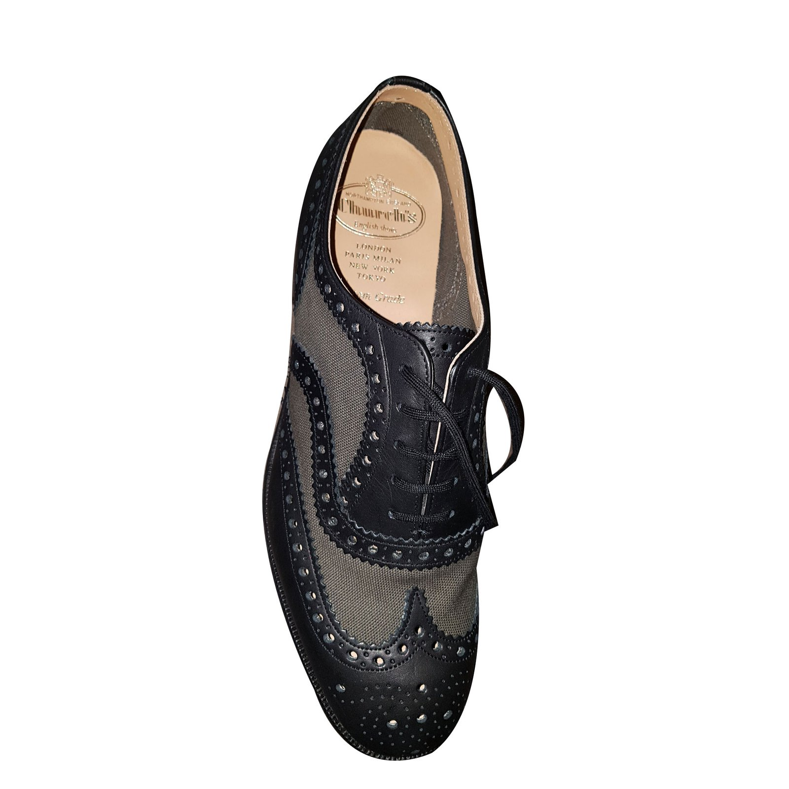 separation shoes 56c02 0f54e shoes church's new
