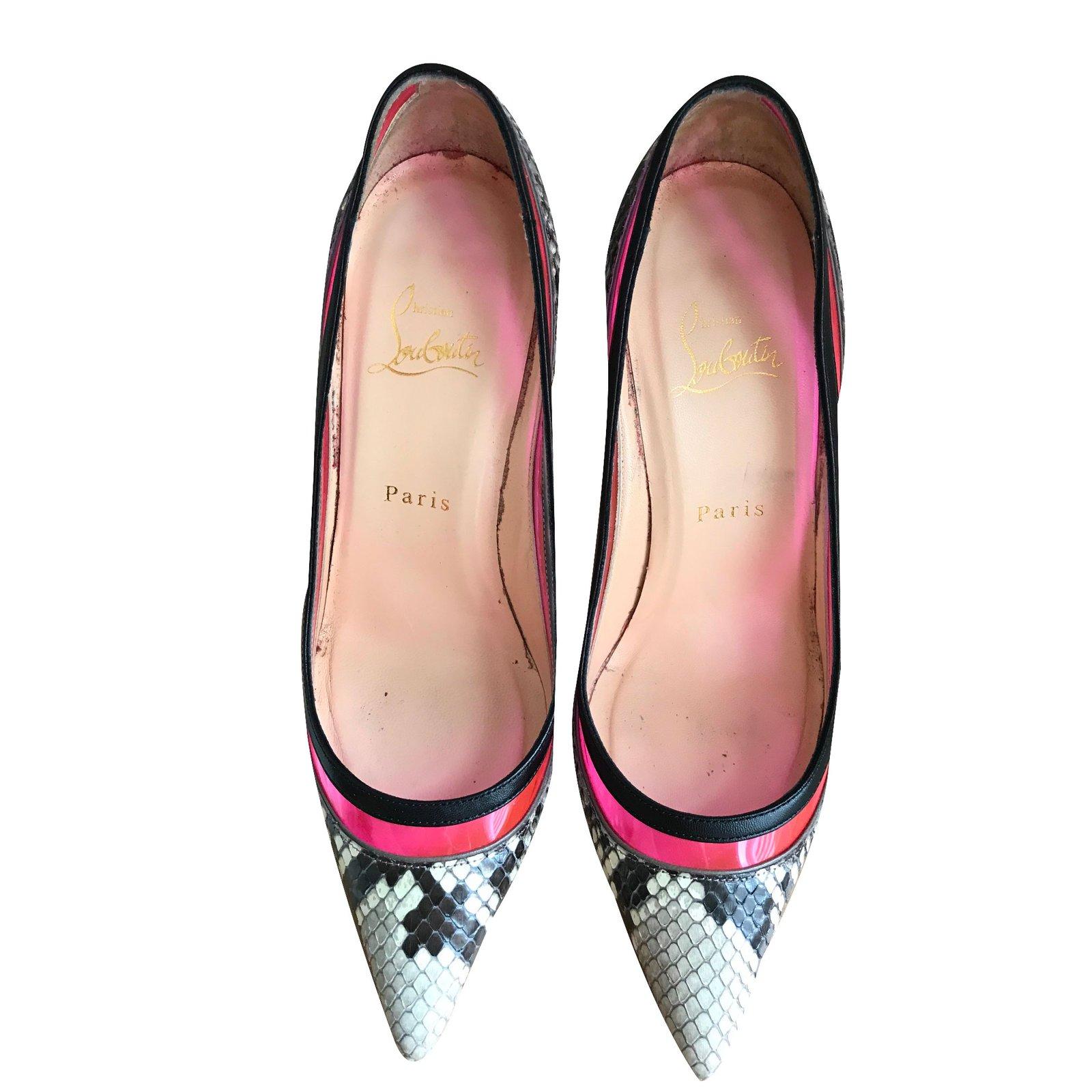 302197edfa2e ... wholesale christian louboutin pumps heels python python print ref.70829  a0505 a0635