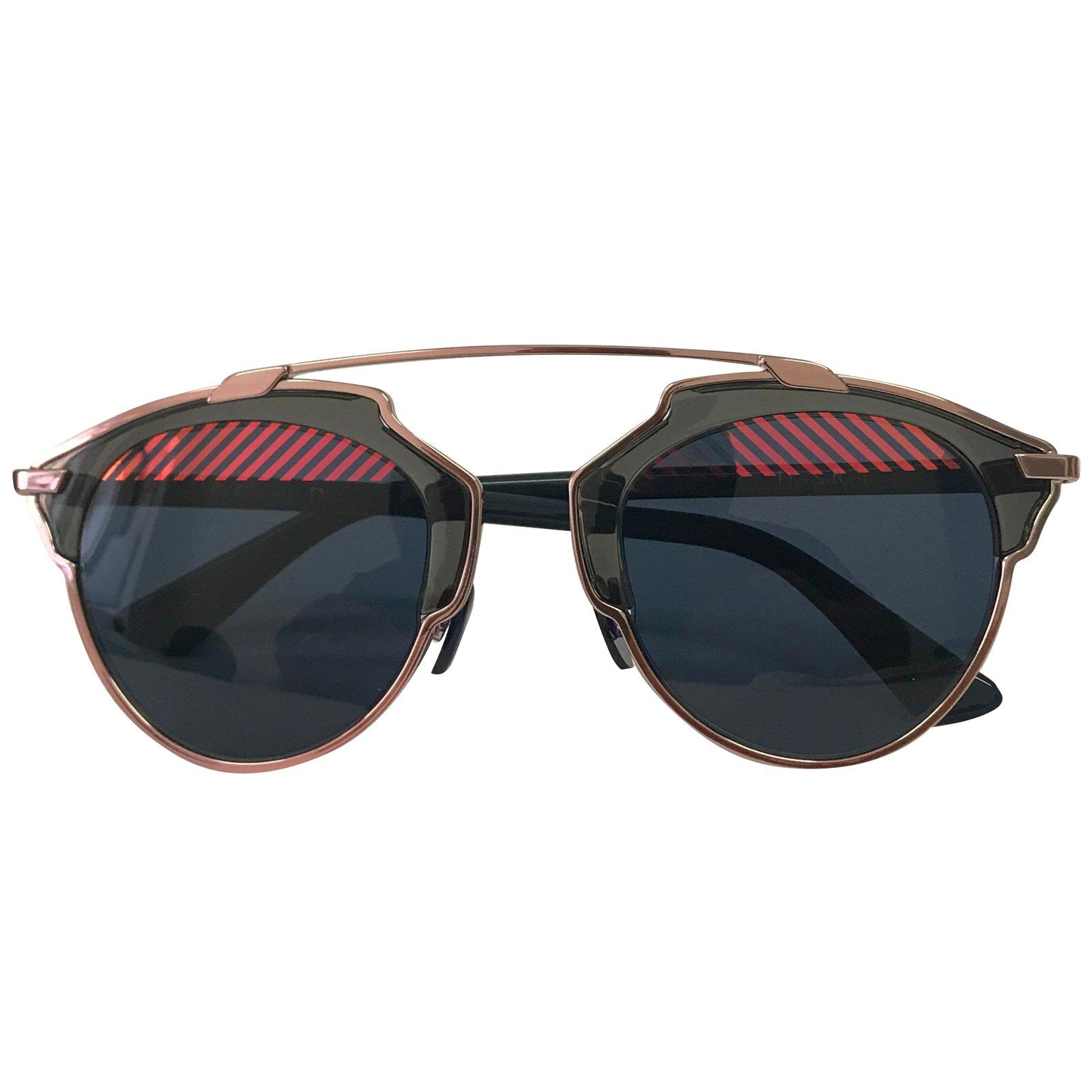 a083c06179ba Dior So real Sunglasses Metal