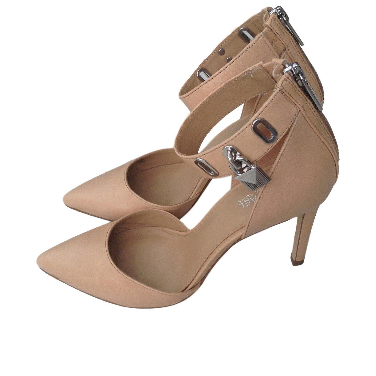 Michael Kors sandals Heels Leather