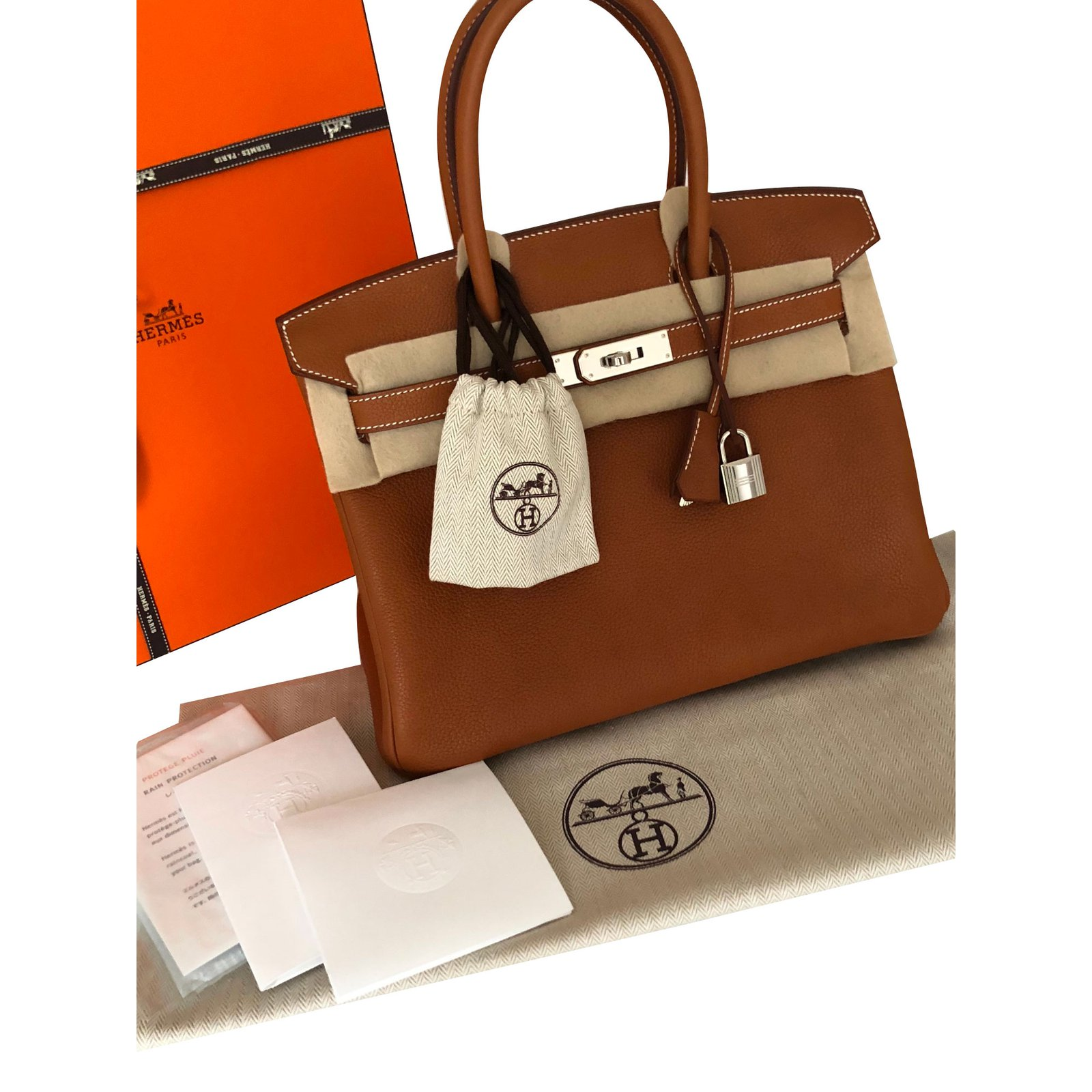 best price hermes birkin bag 35 togo gold 3cd99 3dabf  sale hermès birkin  30 barenia faubourg handbags leather brown ref.73741 0c865 fa26f bed8f6a4f0716