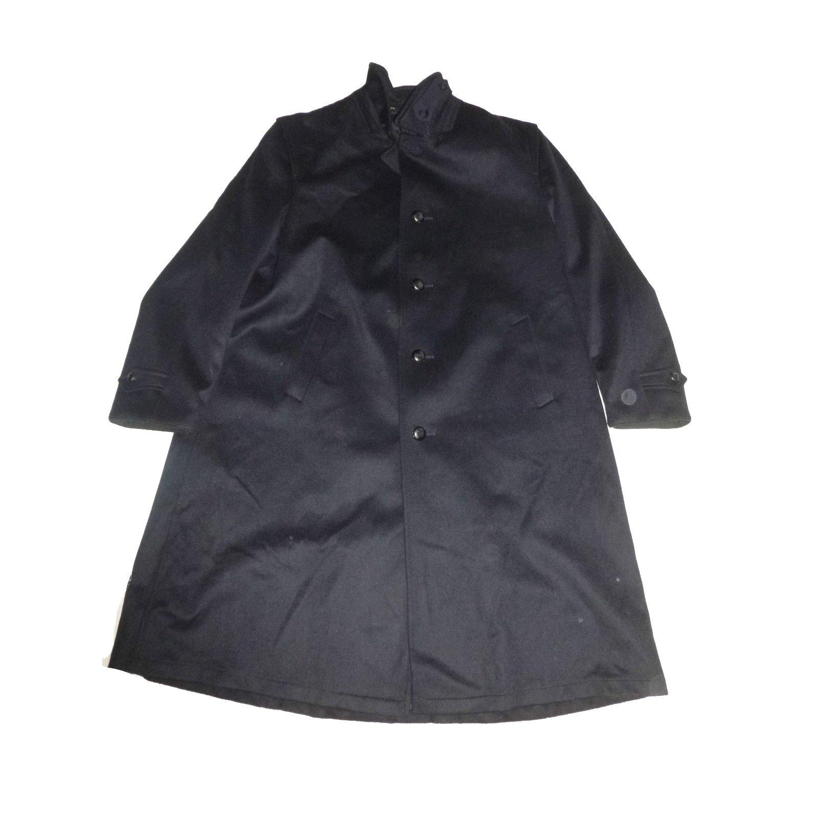 manteaux homme autre marque manteau homme laine bleu. Black Bedroom Furniture Sets. Home Design Ideas