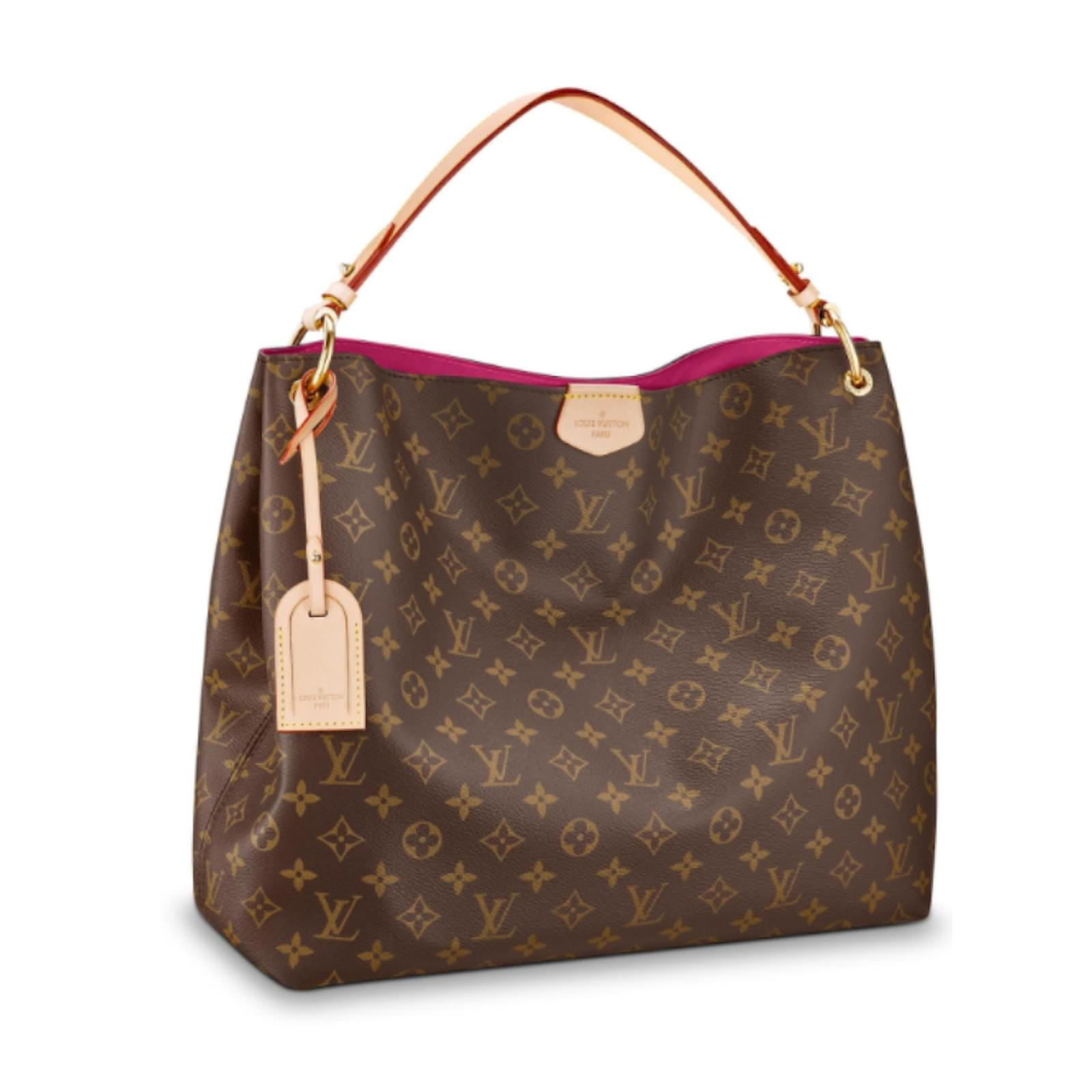 Louis Vuitton Handbags Leather Other Ref 75925