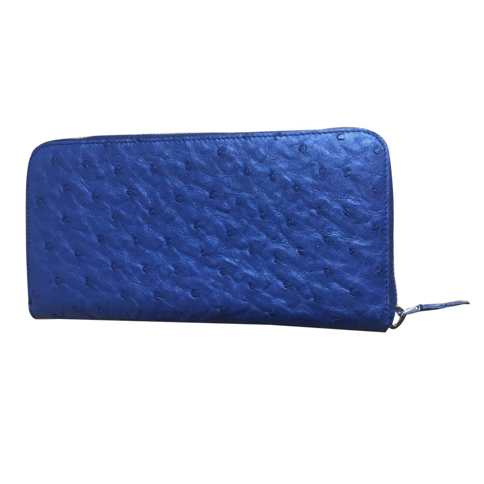 7262c8091707 shop prada prada saffiano leather bifold wallet c5fc6 295c4  czech prada  prada new ostrich wallet wallets exotic leather blue ref.77667 2ba2d cb0a3