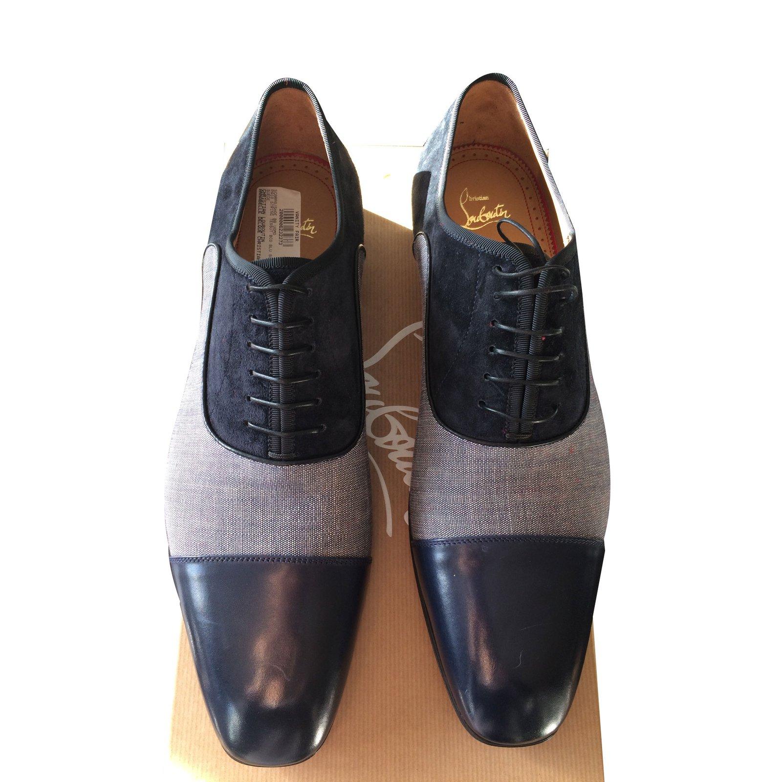 Christian Louboutin Shoes Lace ups