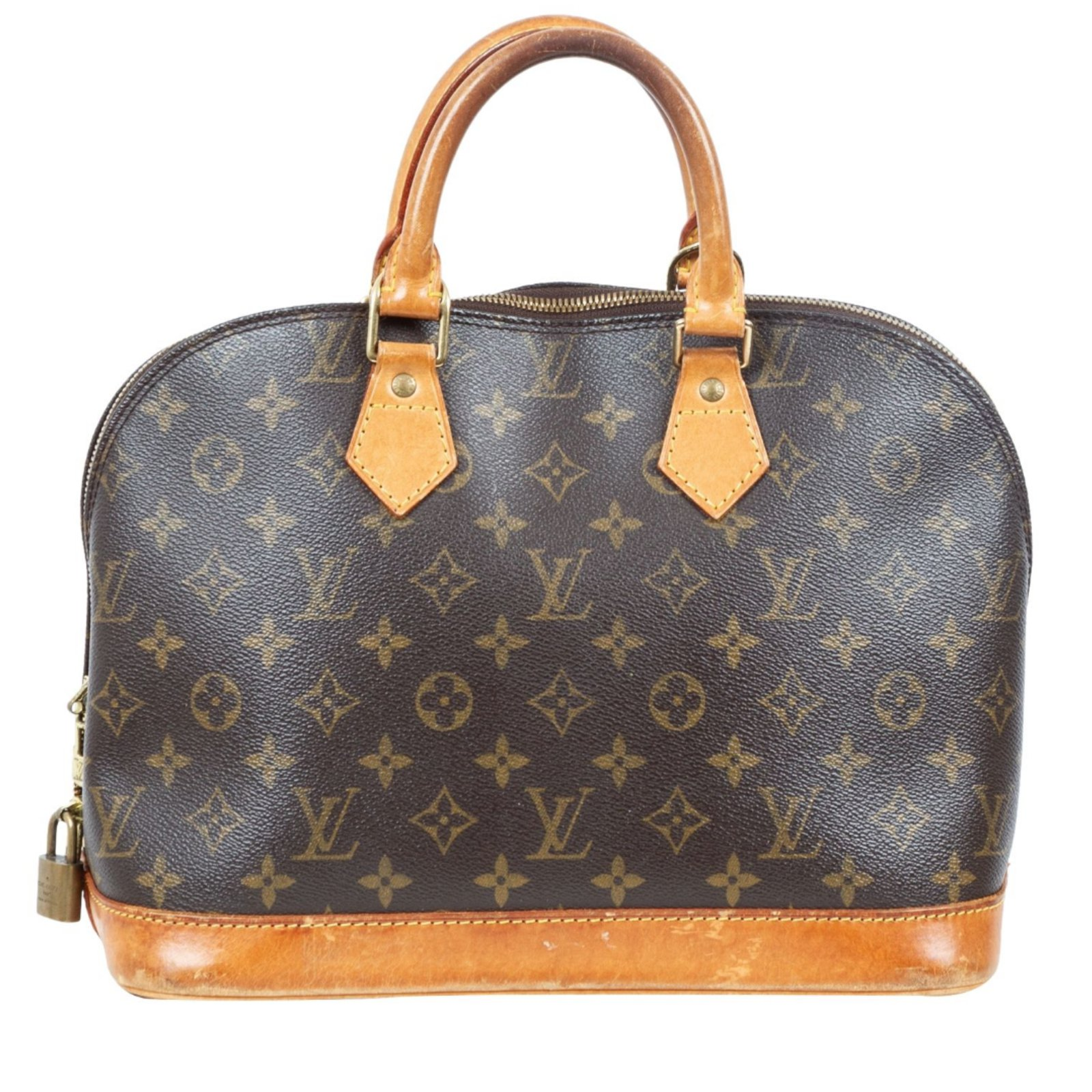 Louis Vuitton Alma - Vintage Handbags Leather f409f55645d6a