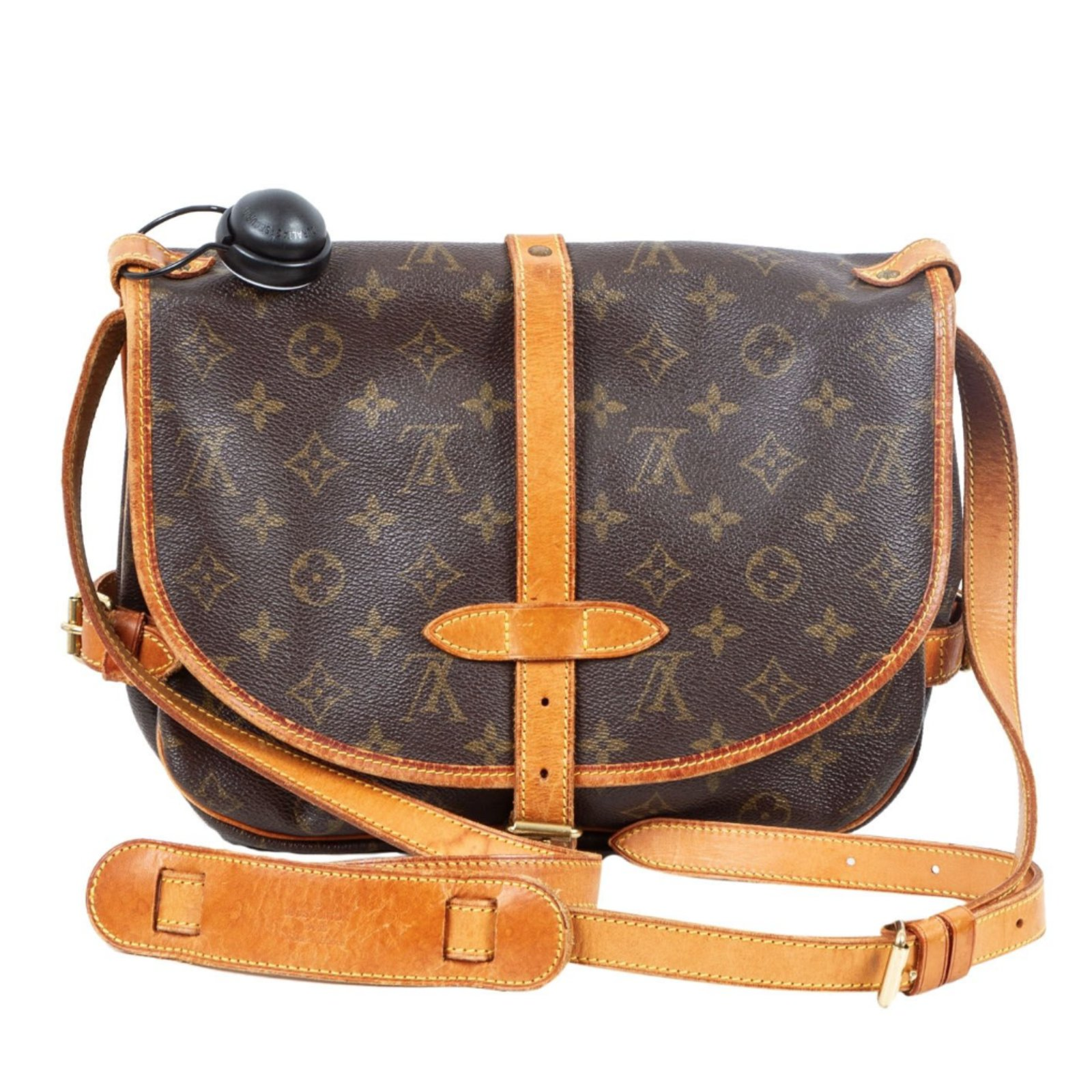 43db2b82bf09 Louis Vuitton Saumur 30 - vintage Handbags Leather