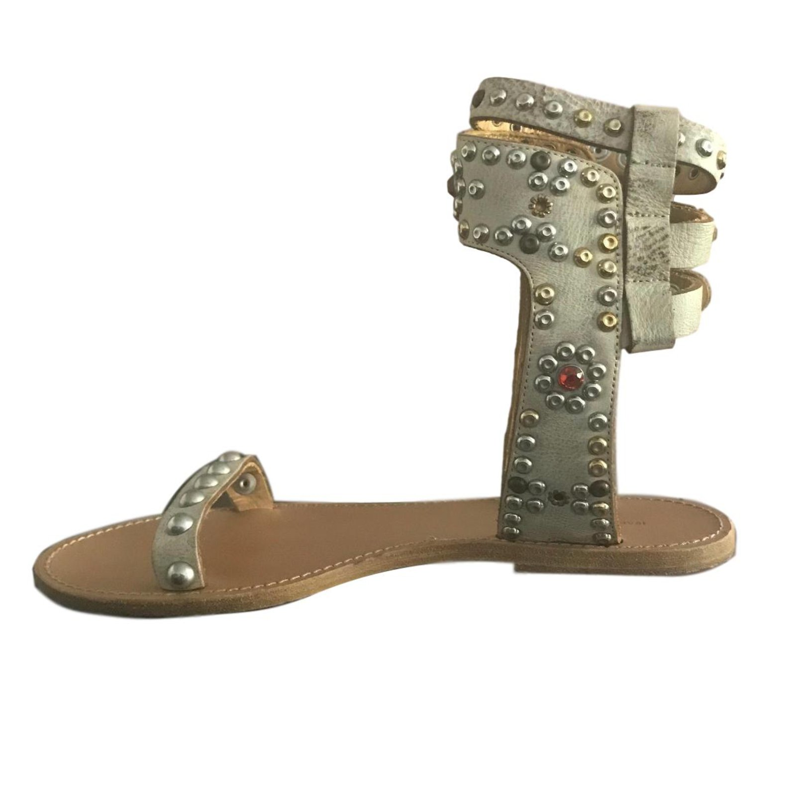 6448110ba061 Isabel marant sandals leather multiple colors ref jpg 1600x1600 Isabel  marant sandals