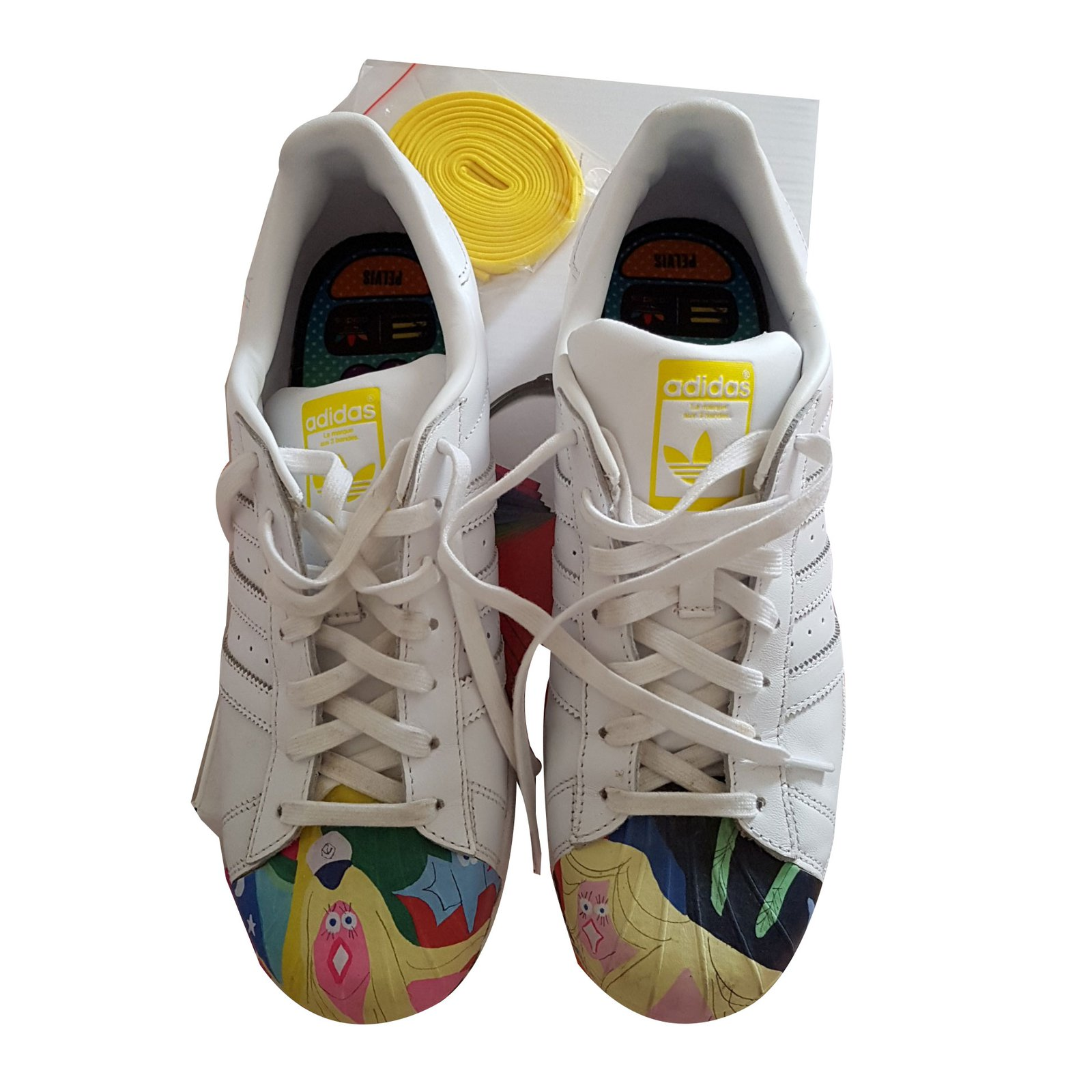 Baskets Pharrell Williams Superstar