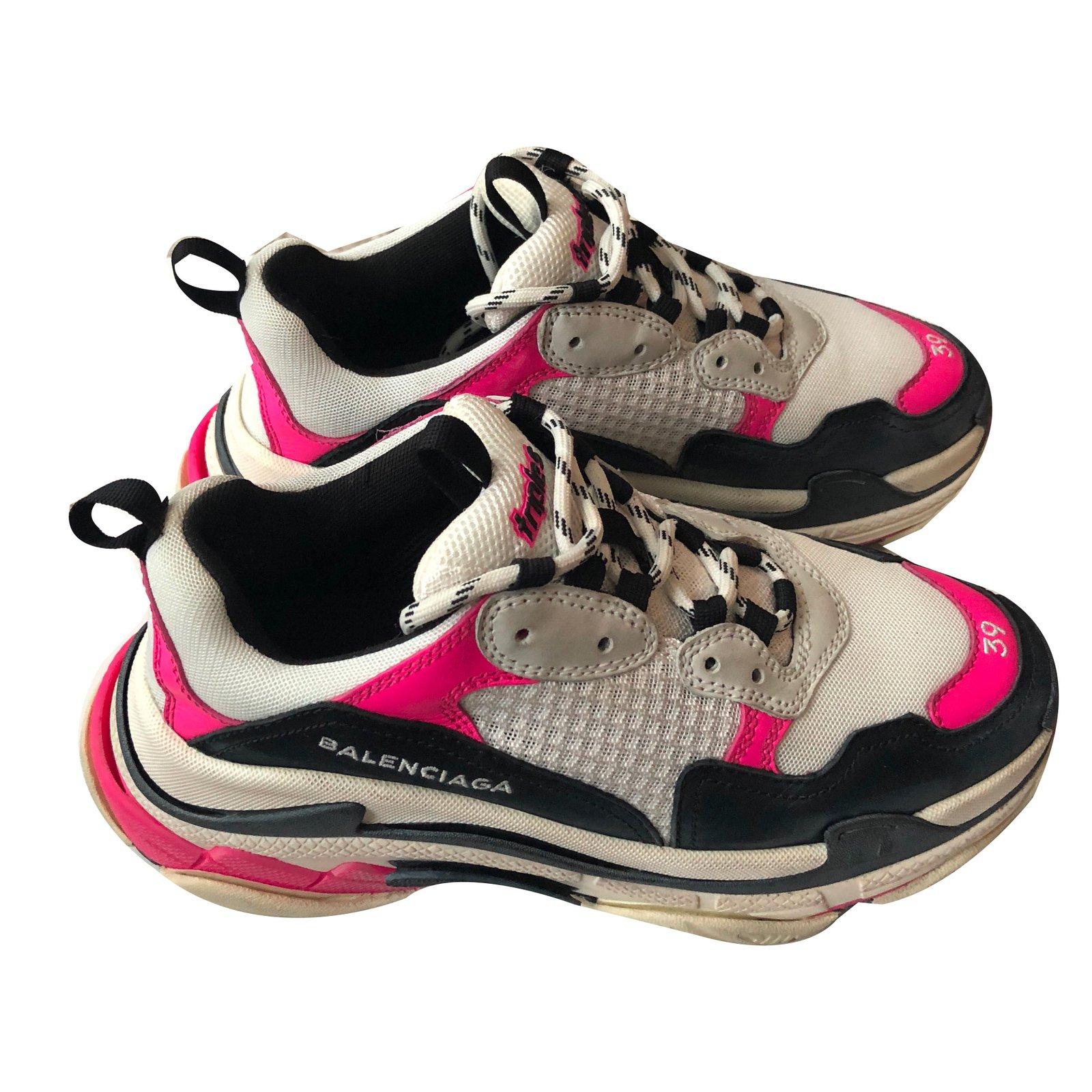 0707eaa7b14e Balenciaga Triple S Sneakers Sneakers Other Multiple colors ref.79554