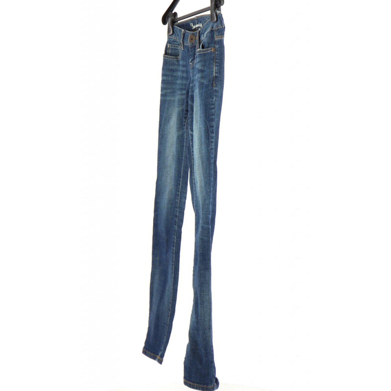 68cb44f2e583f Guess Jean Joli Closet Ref Jeans Marine 80995 Bleu OaxdW5wq