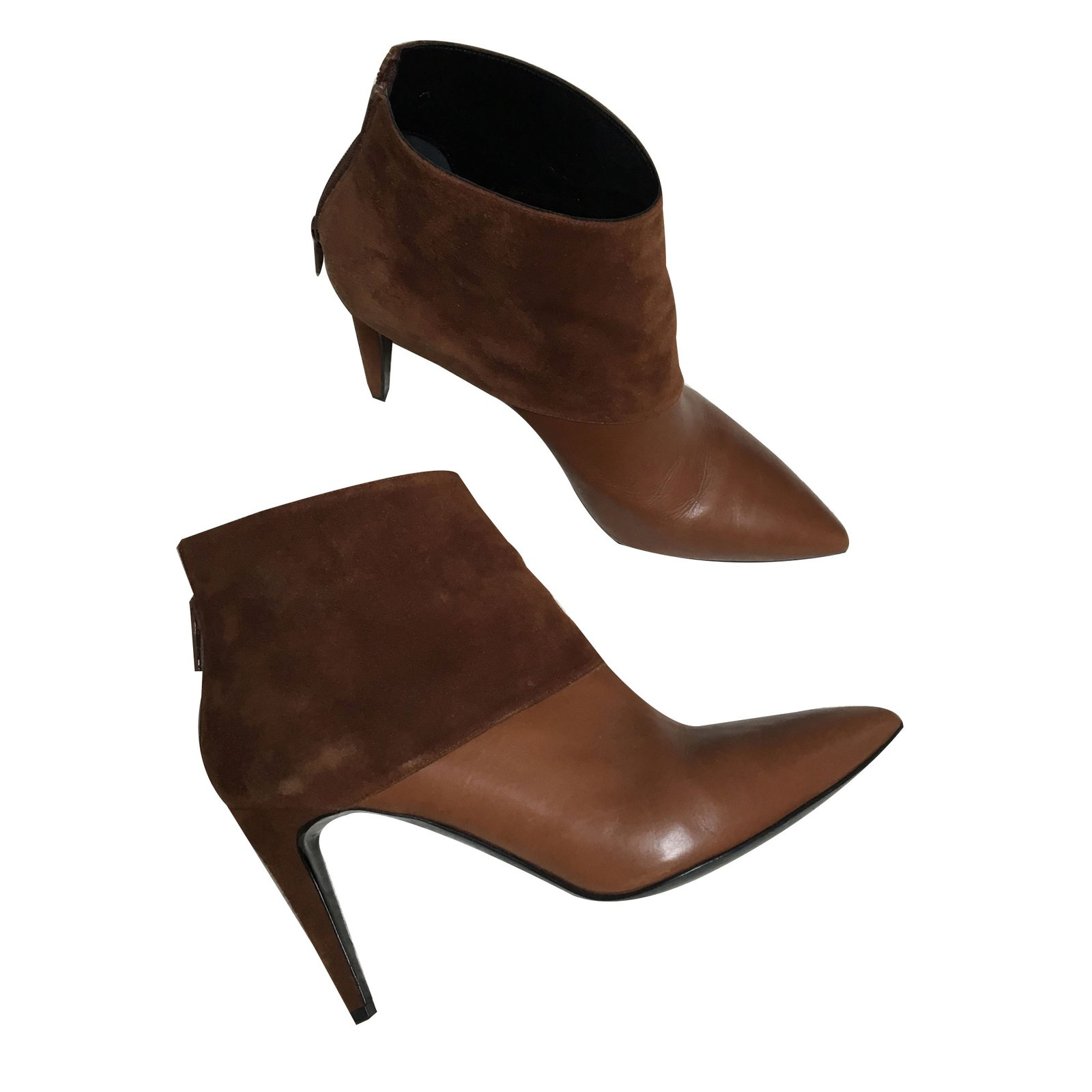 Boots Ref Ankle Hardy Pierre 81684 Leather Caramel wqaEXUPR