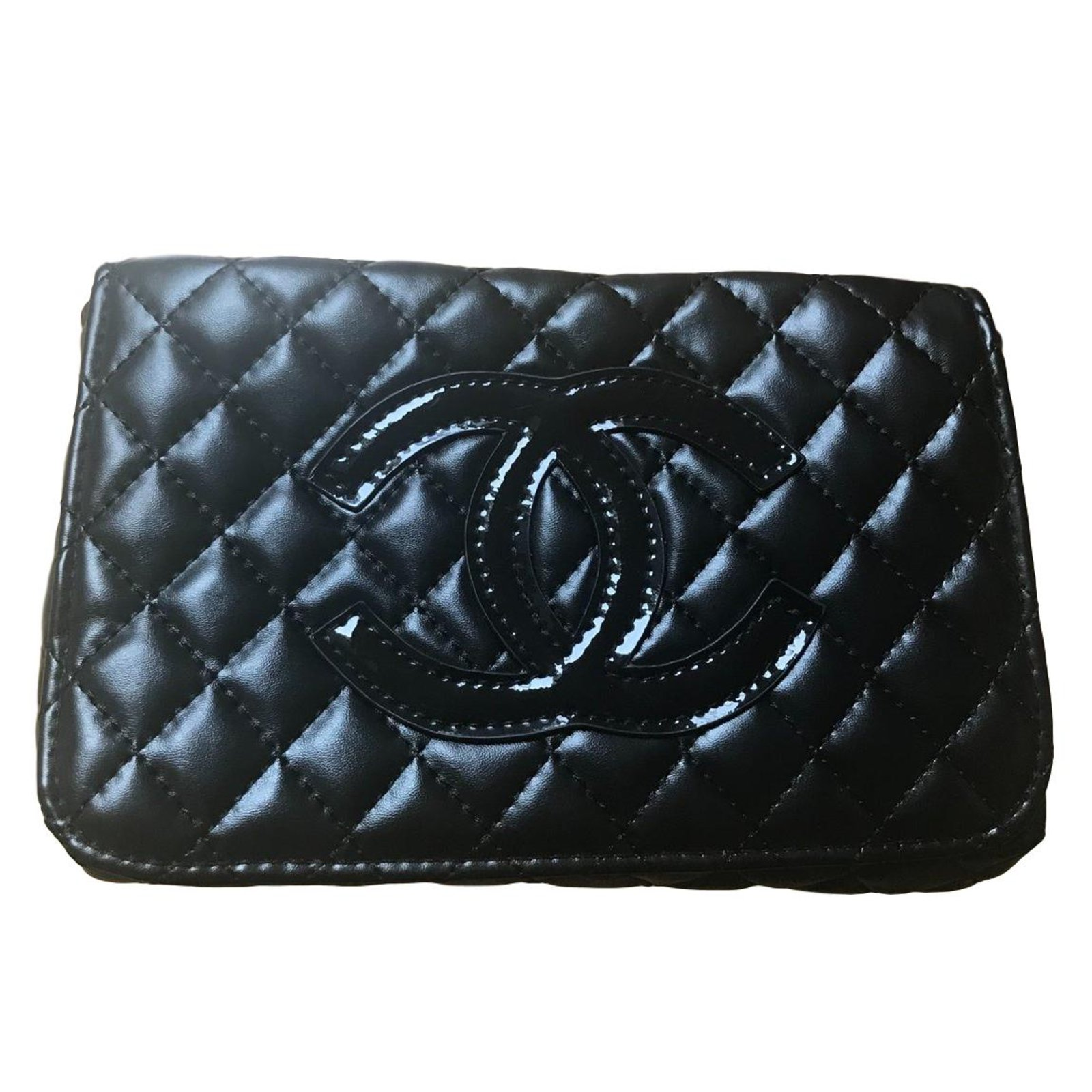 f13bb85cab3d Chanel Clutch bags VIP gifts Other Black ref.84681 - Joli Closet
