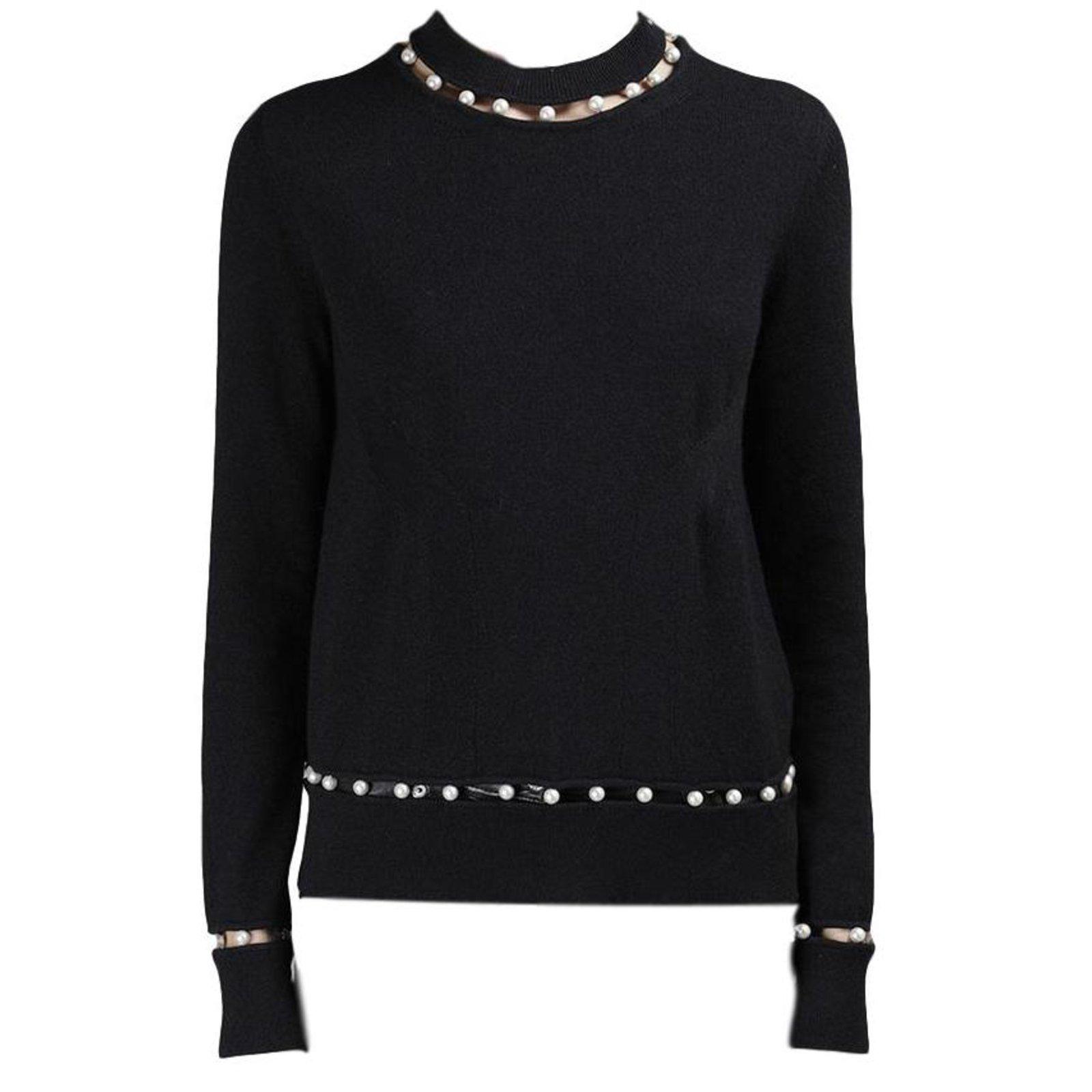 7af40afad84 Combinaisons Givenchy Pull Autre Noir ref.83496 - Joli Closet