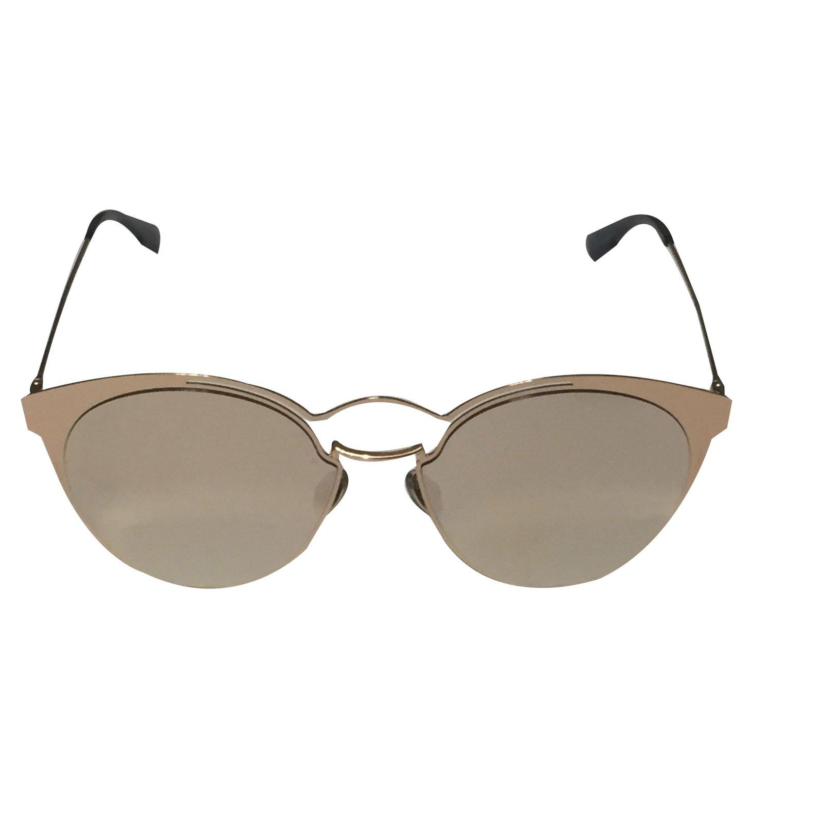 3b35737d6e4 Christian Dior Sunglasses Sunglasses Metal Pink ref.84558 - Joli Closet