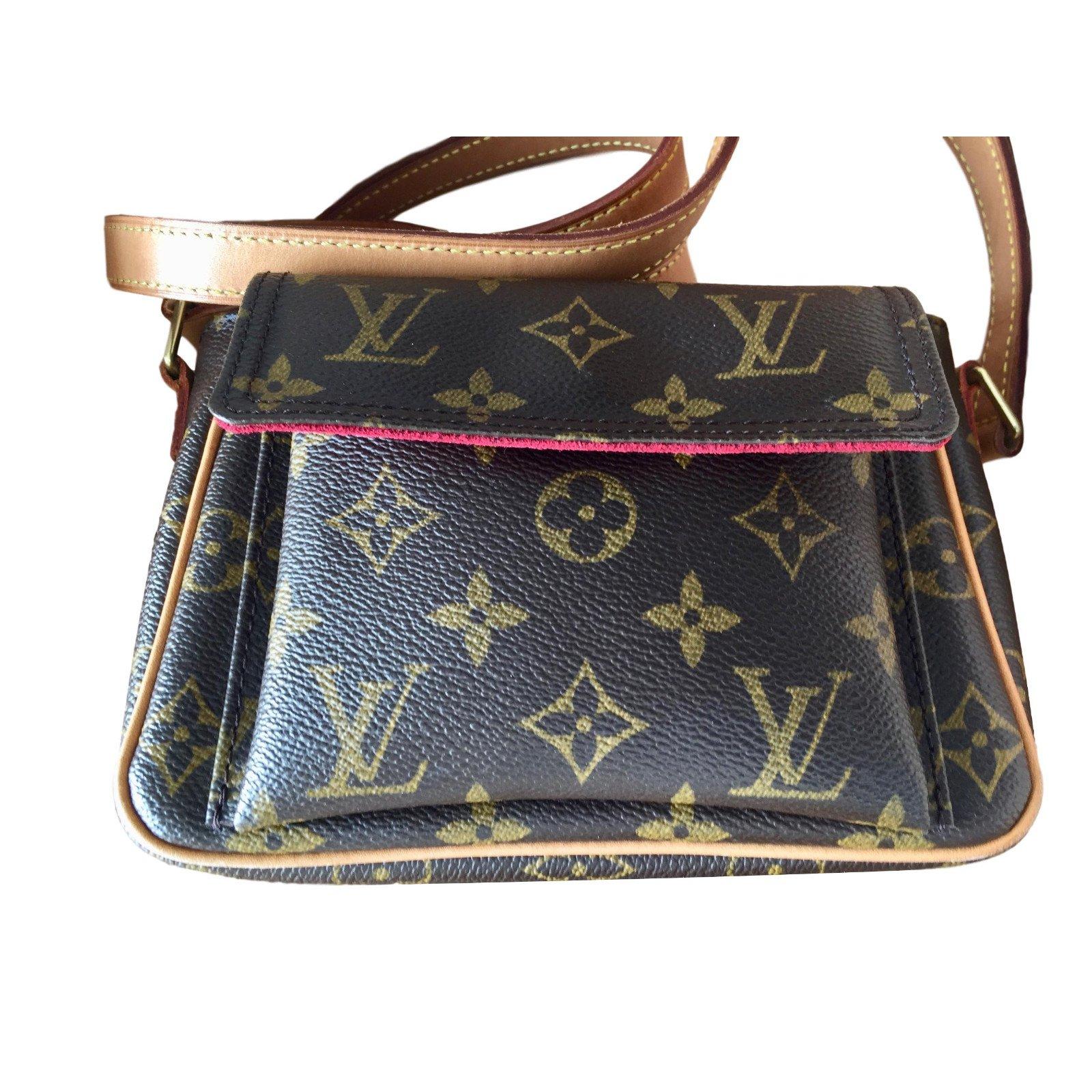 Sacs à main Louis Vuitton Sacs à main Cuir Marron clair ref.85116 ... ae337aa8b3da