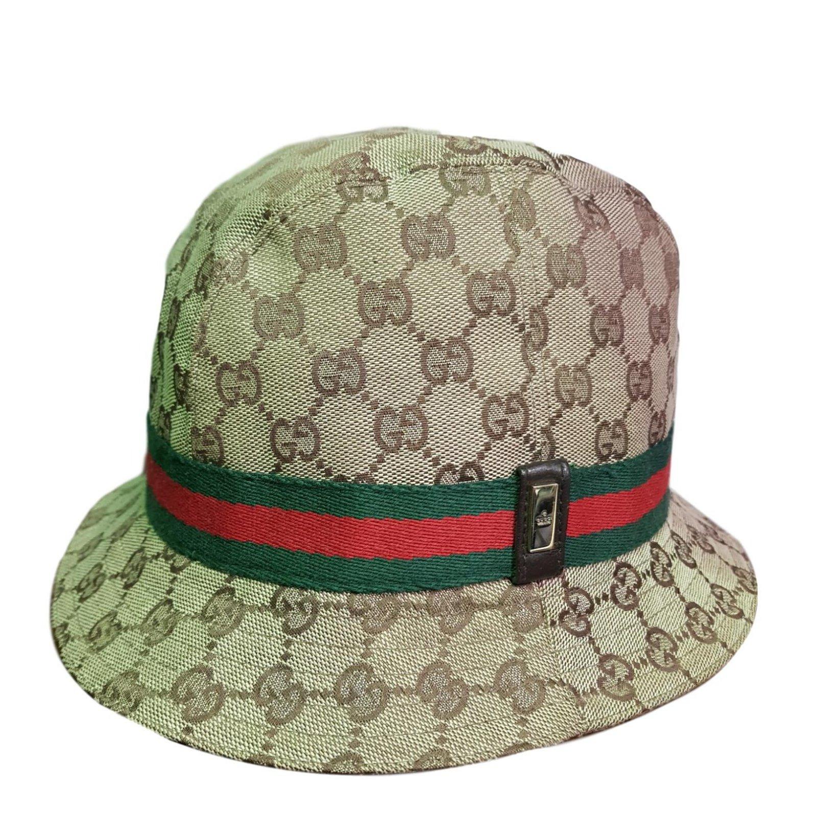 bddd99f5a40 Gucci BOB Hats Cloth Beige ref.85120 - Joli Closet