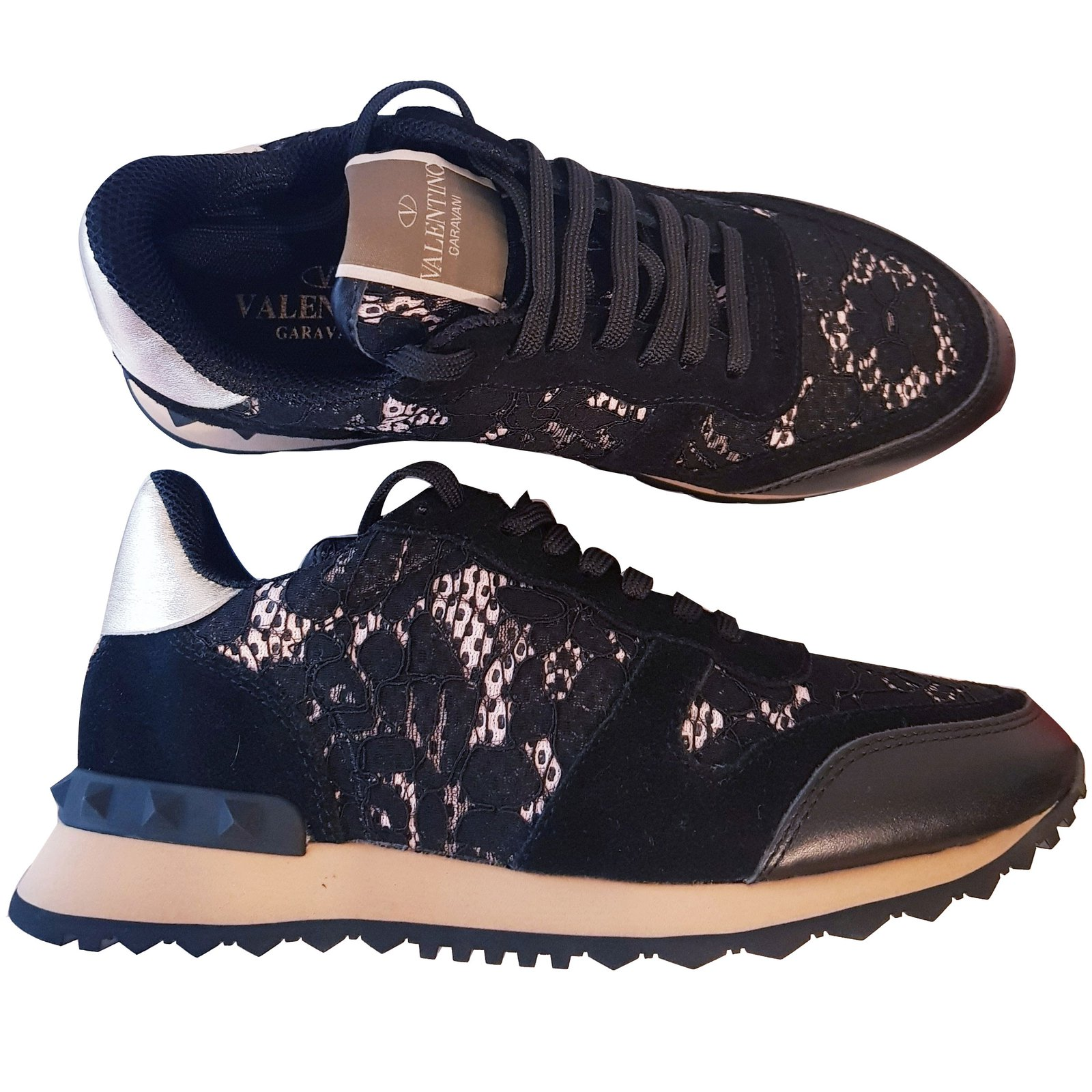 Valentino Trainers Sneakers Leather