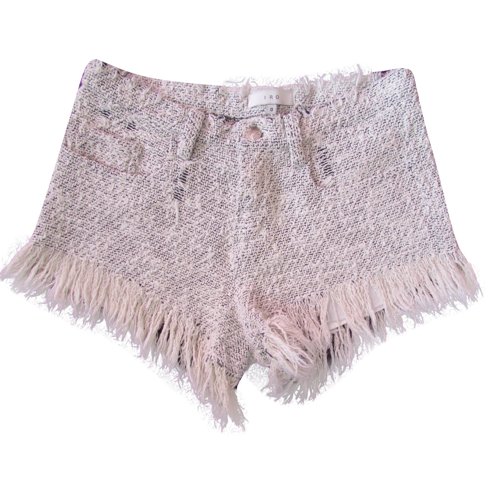 eeebfa322f Shorts Iro short Coton Blanc cassé ref.86596 - Joli Closet