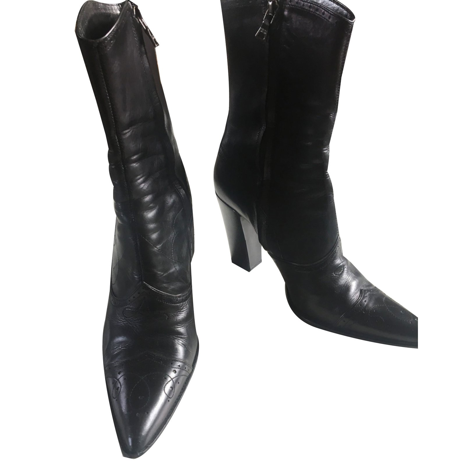 Prada Ankle boots Ankle Boots Leather
