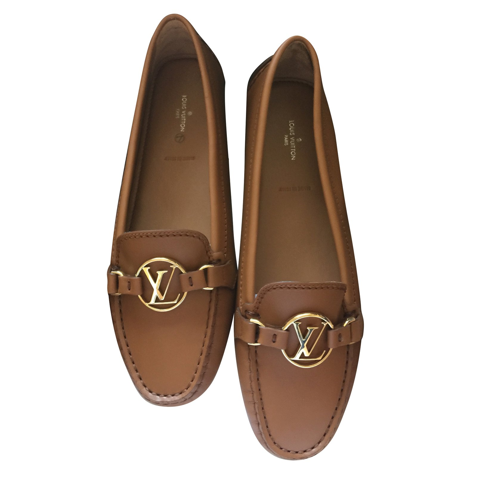 Louis Vuitton Dauphine Flat Loafer