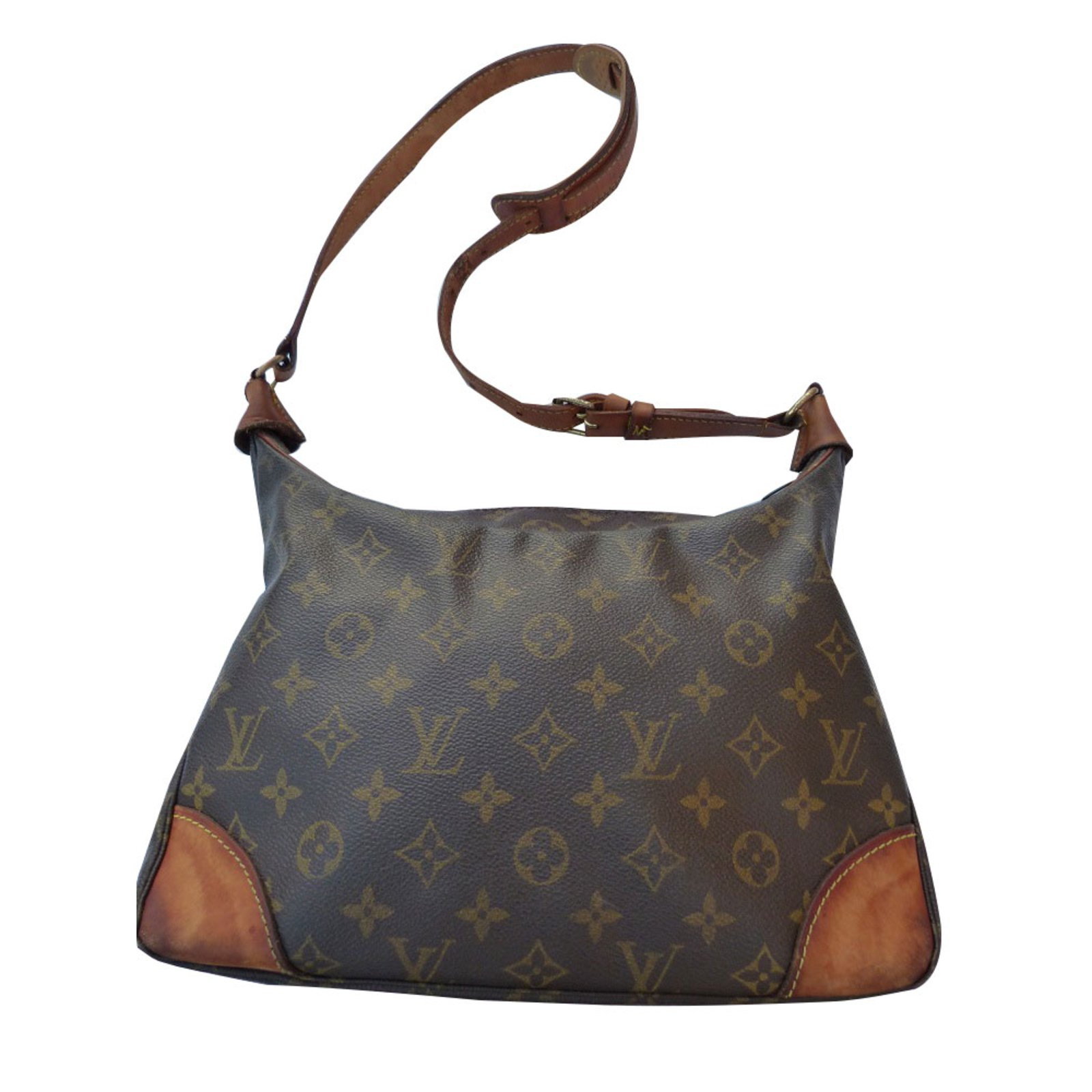 Louis Vuitton Boulogne bag Handbags Leather bc1c9874c8a41